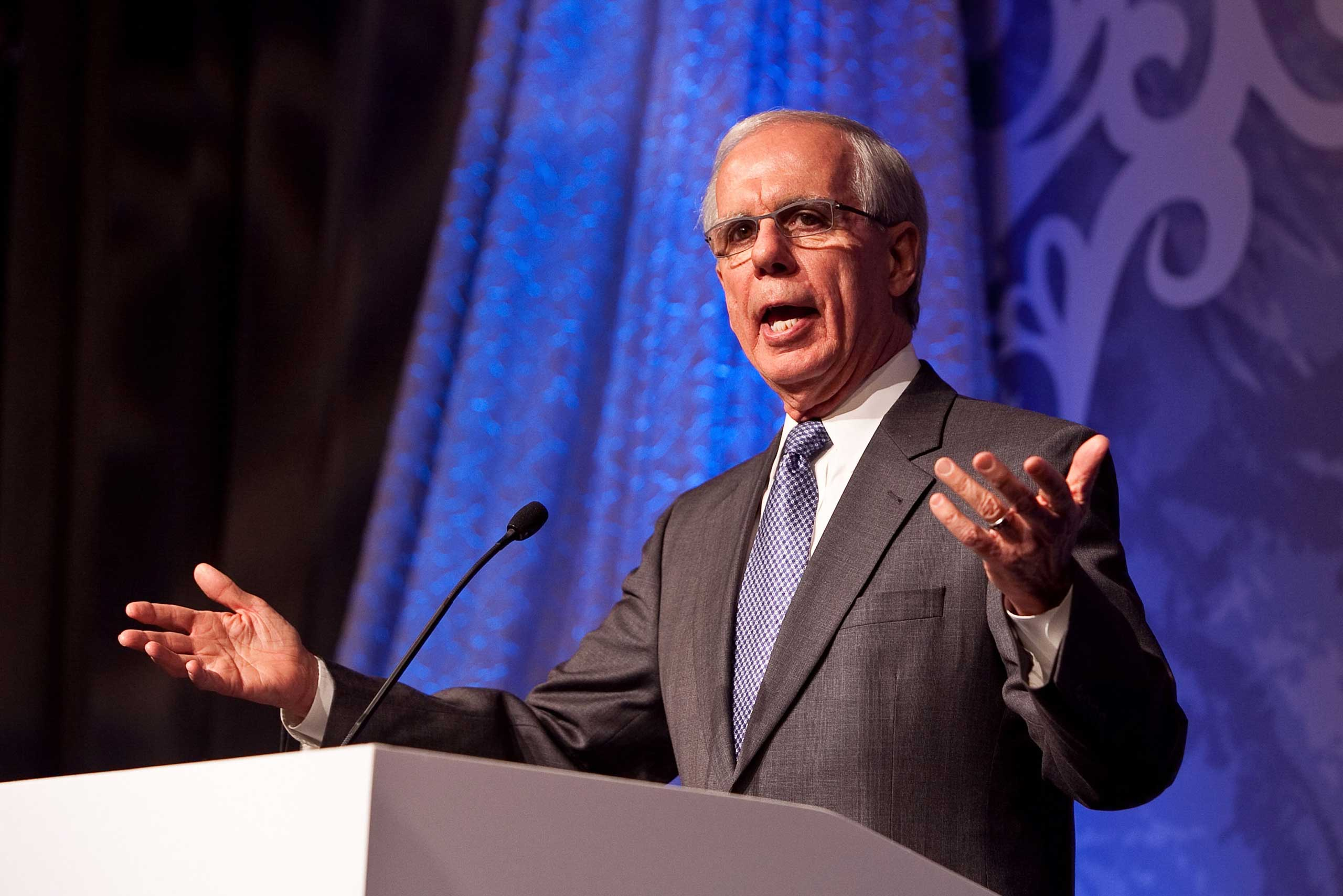 Rep. Tony Coelho (D-Calif.) was the third-ranking member of House Democratic leadership and resigned from Congress altogether as he faced a 1989 ethics probe into his personal finances.