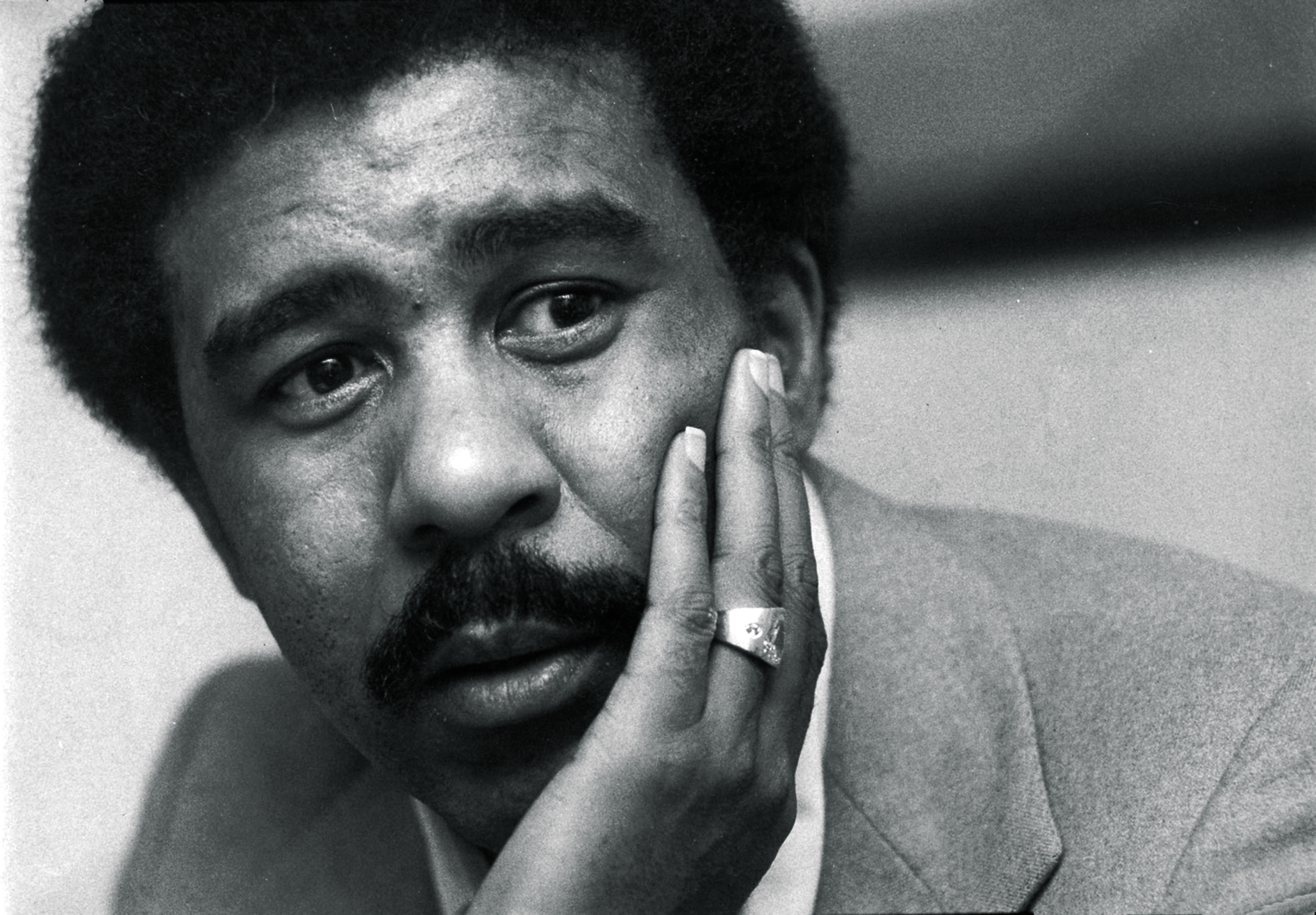 The Pryor paradox: Onstage he was incisive and vulnerable; offstage he tormented anyone who got too close.