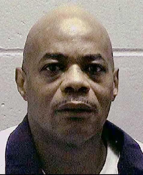Convicted murderer Robert Wayne Holsey who is scheduled to be executed on Dec. 9, 2014.