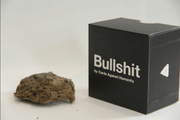 Cards Against Humanity Sends Literal Poop To Thousands For Black Friday Time