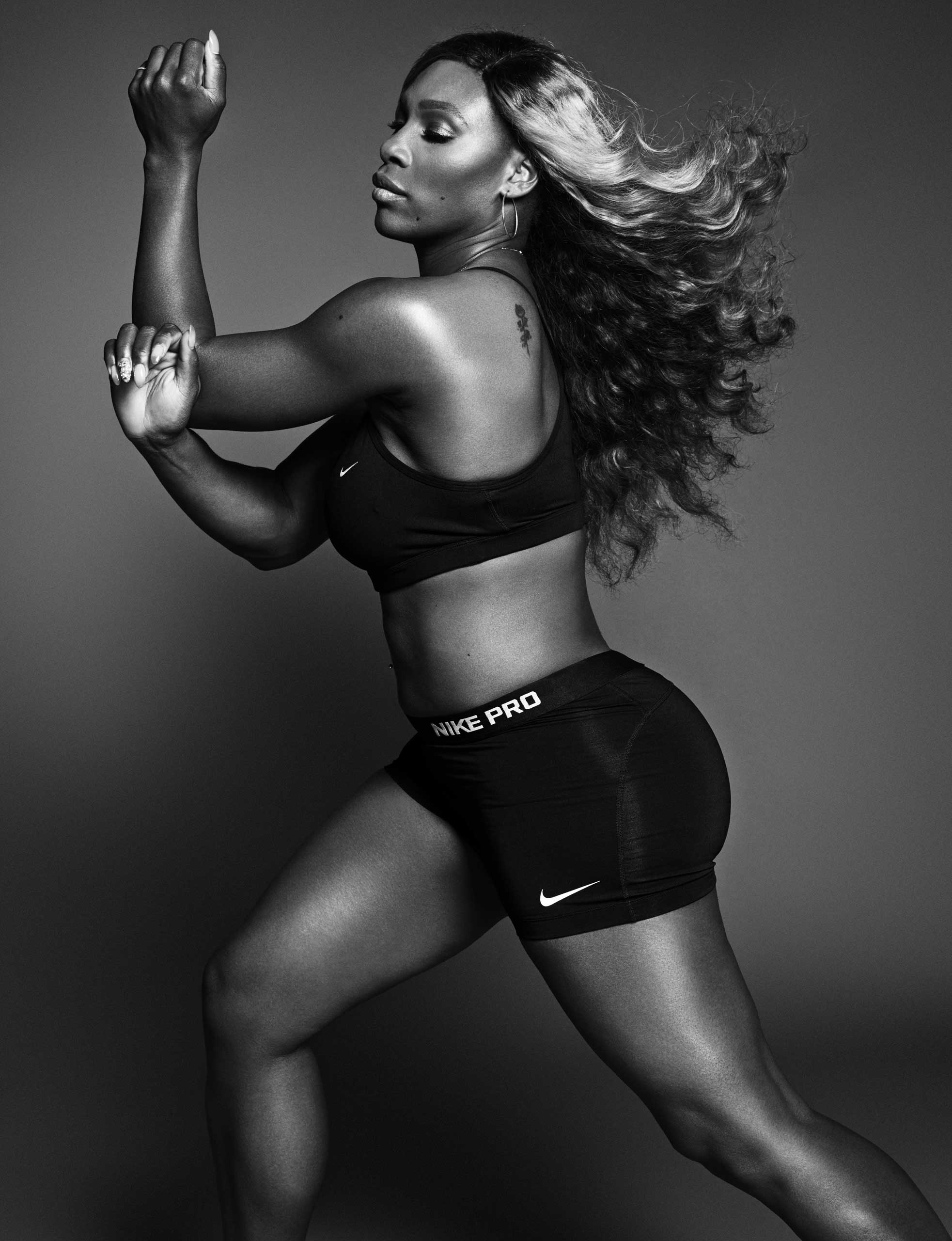 Serena Williams. From TIME's  100 Most Influential People in the World.  May 5 / May 12, 2014 issue.