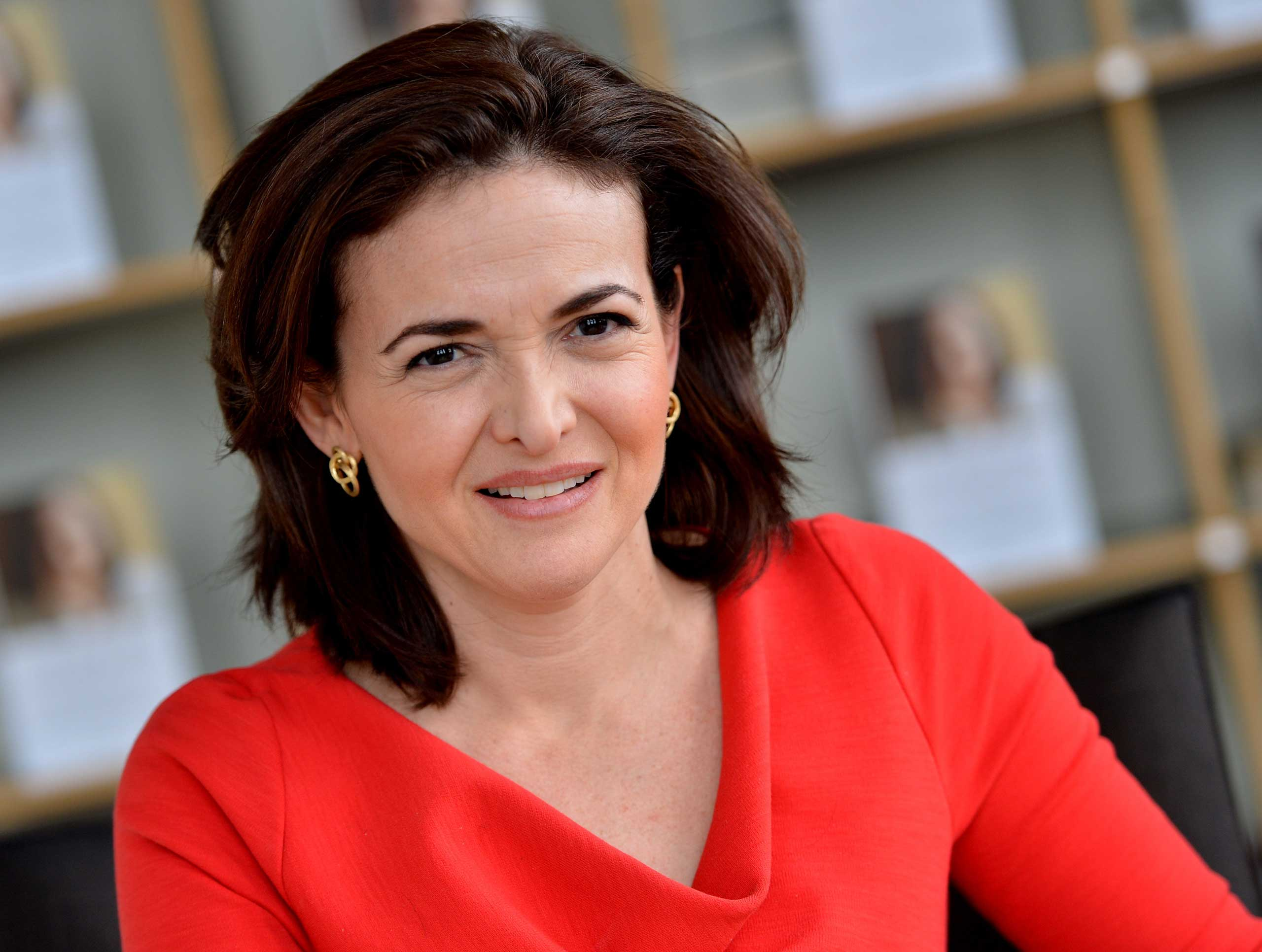 """Sheryl Sandberg is the Chief Operating Officer of Facebook and the author of """"Lean In: Women, Work and the Will to Lead."""""""