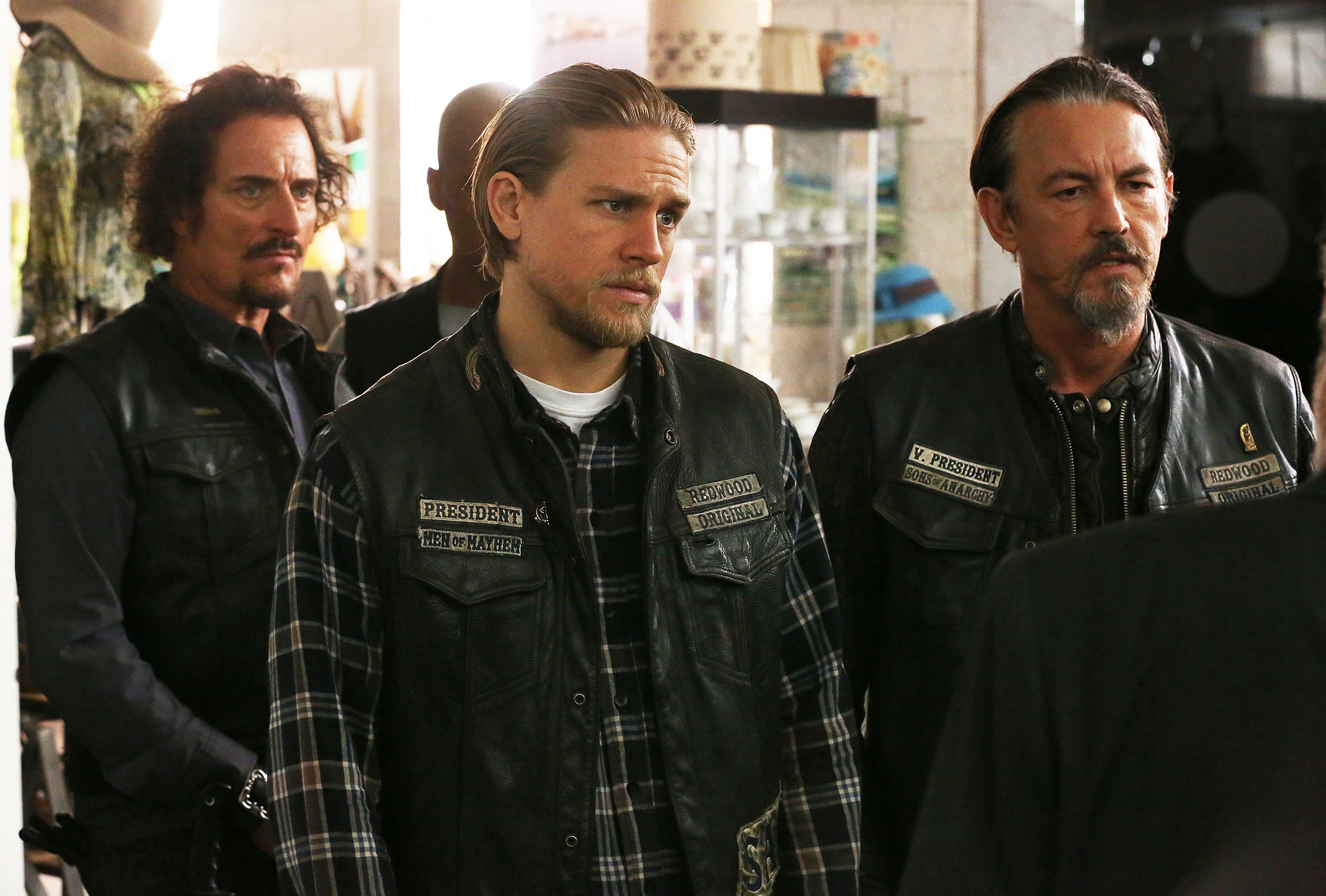 Sons Of Anarchy Recap Series Finale Last Episode Jax S Journey Ends Time