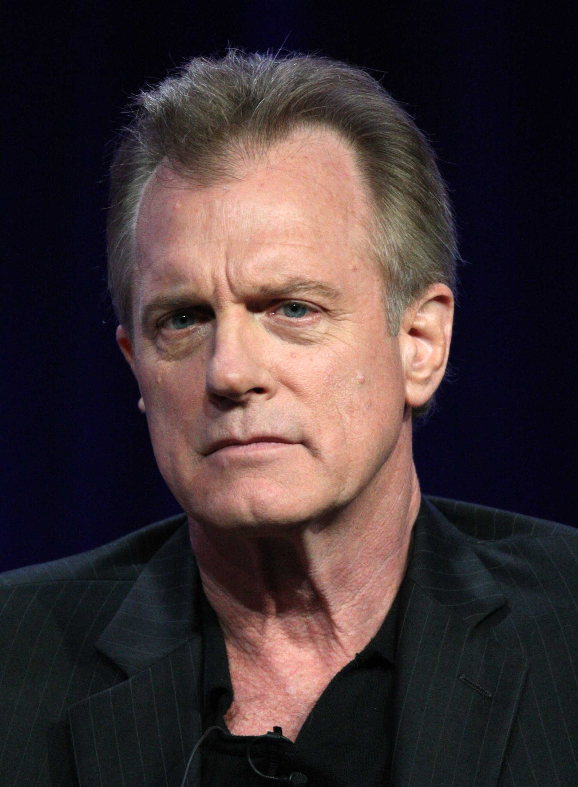 Stephen Collins in Beverly Hills in 2010.