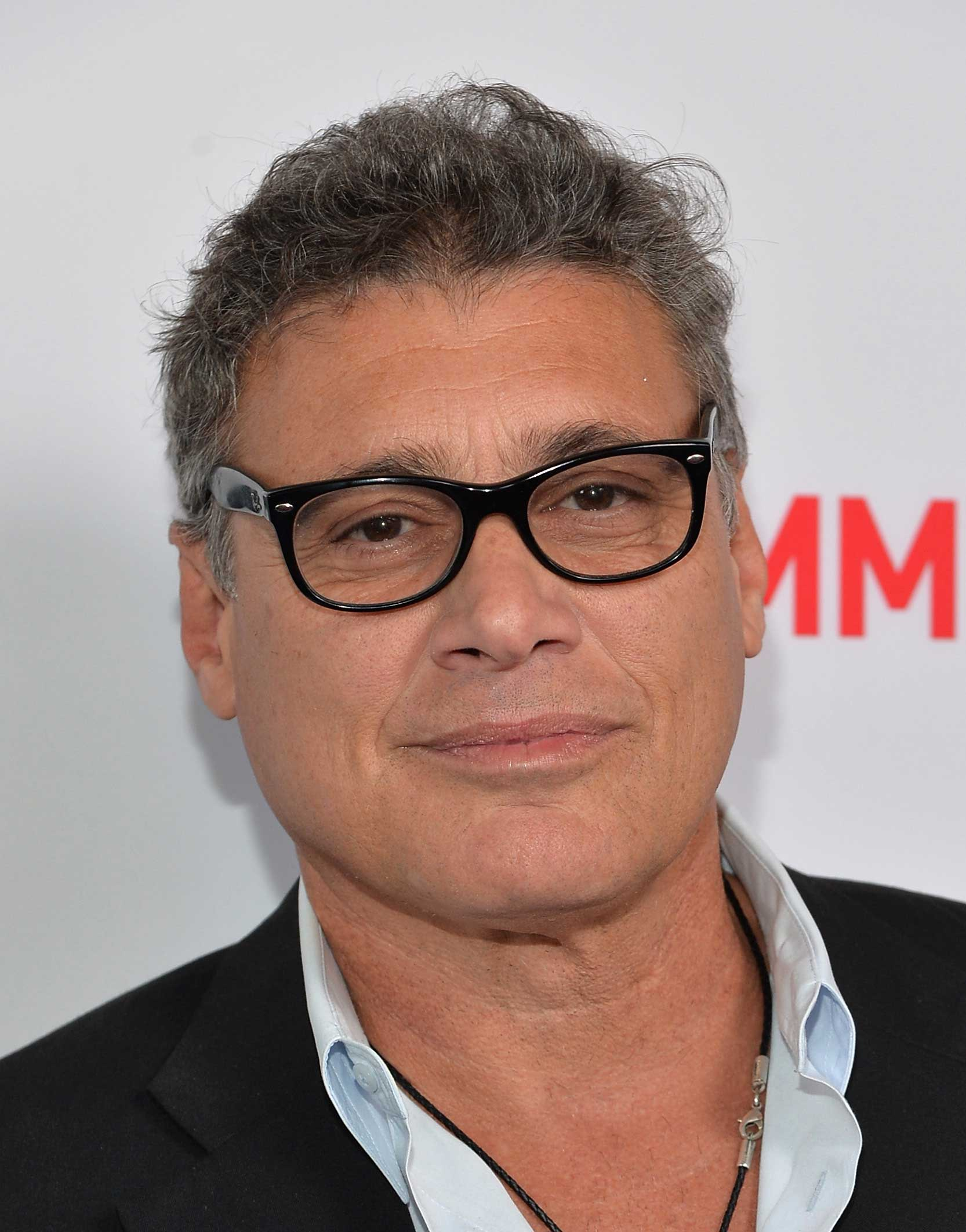 Actor Steven Bauer on April 28, 2014 in North Hollywood, California.