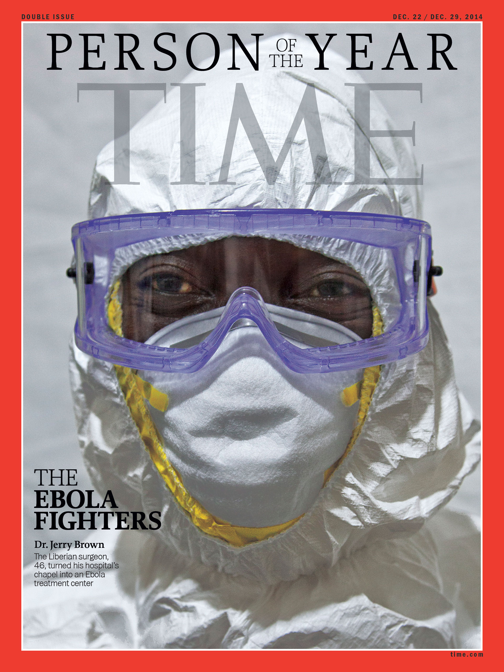 2014: The Ebola Fighters