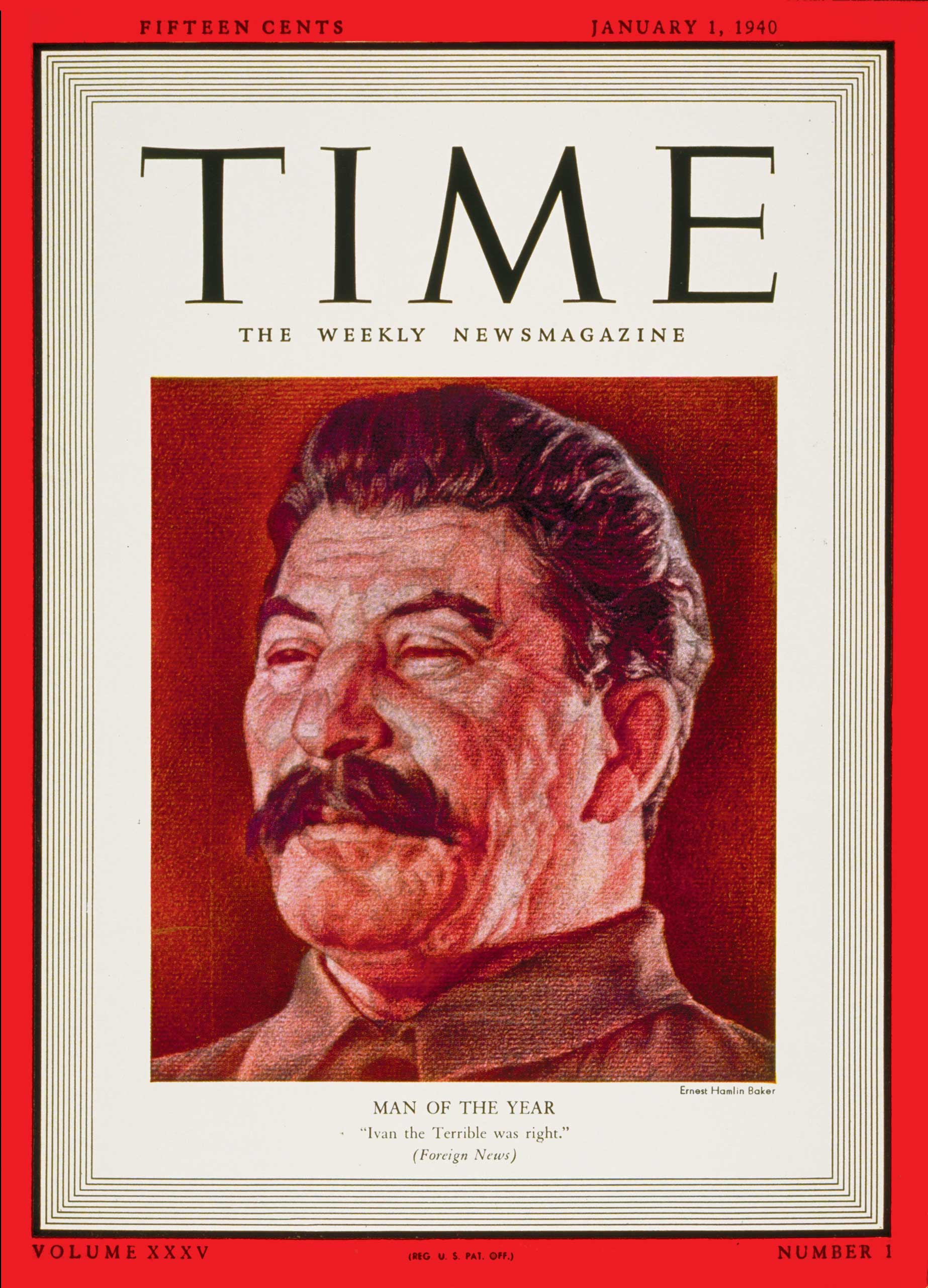 1939: Joseph Stalin