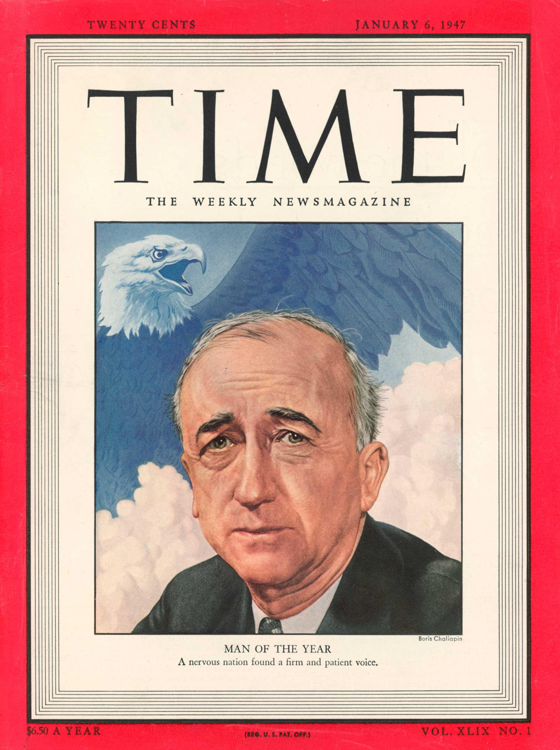 1946: James F. Byrnes