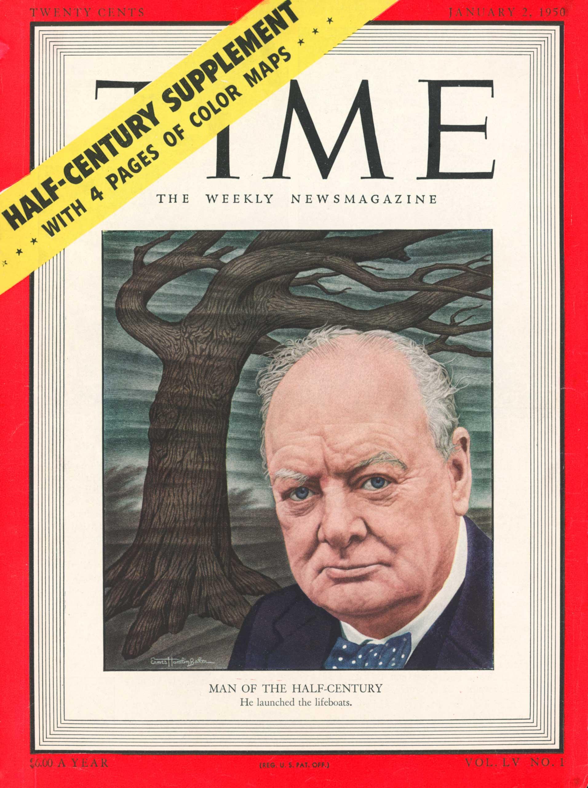 1949: Winston Churchill