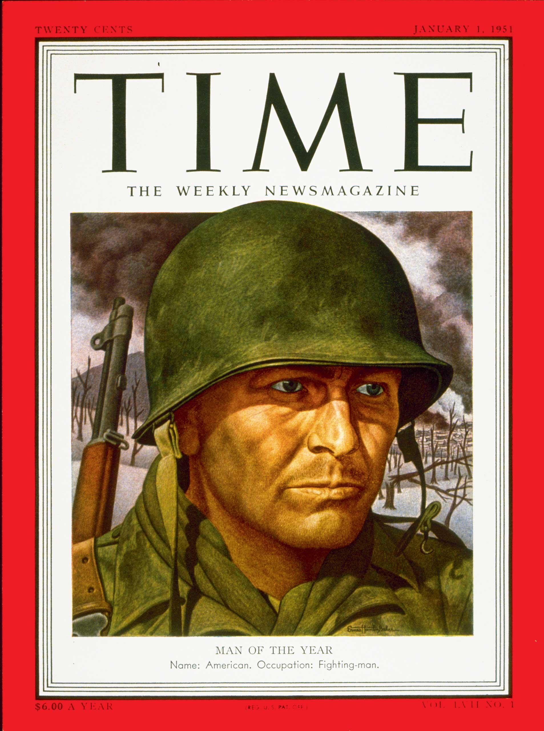 1950: The American Fighting Man