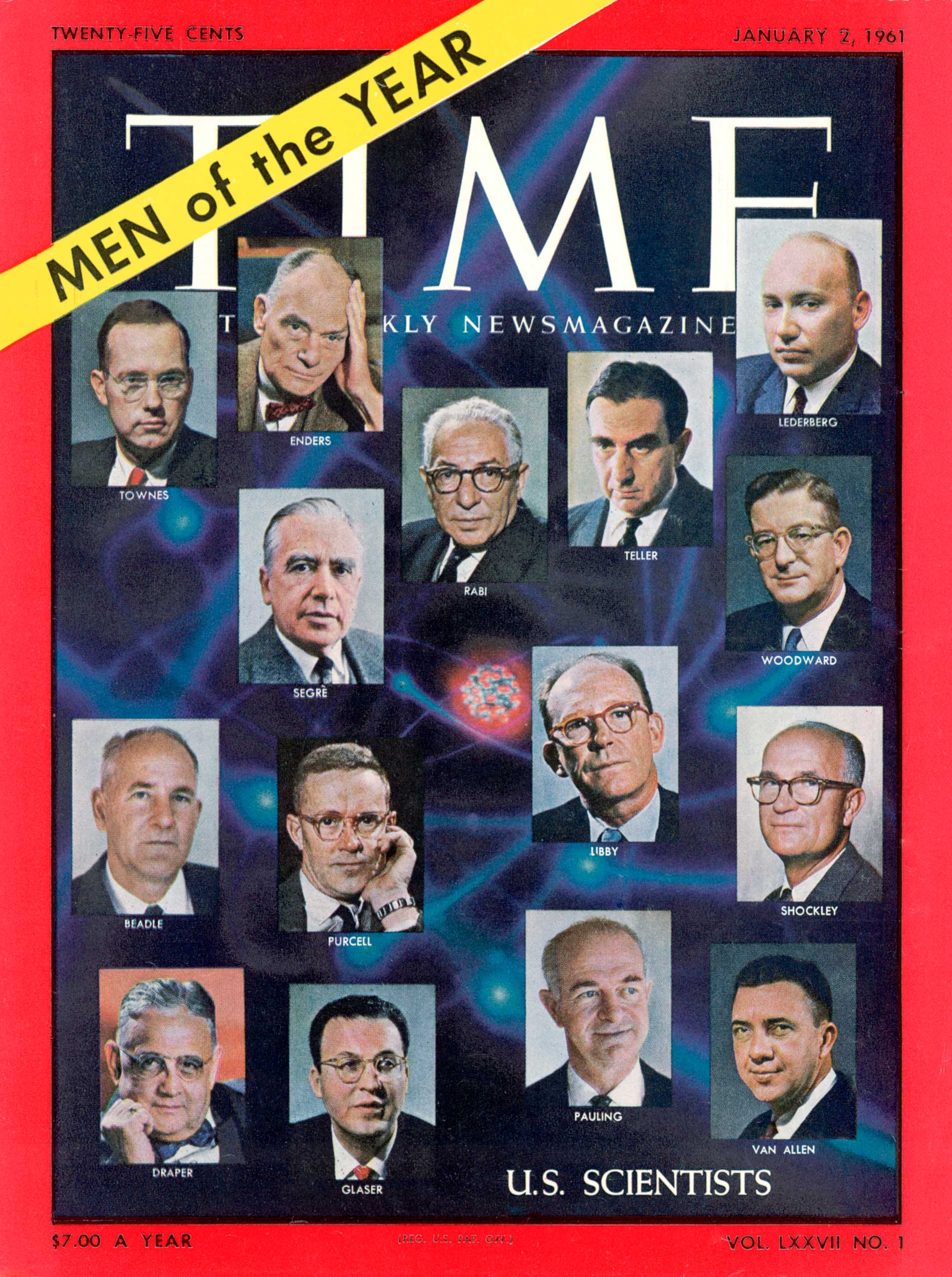 1960: U.S. Scientists