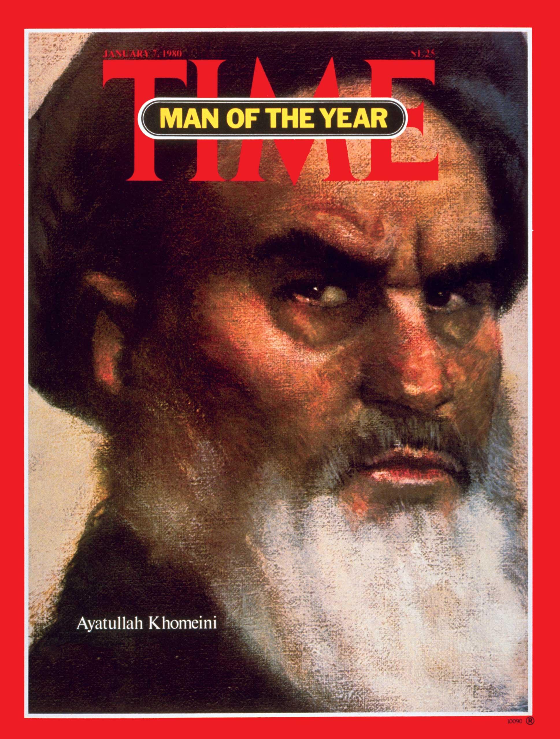 1979: Ayatollah Khomeini