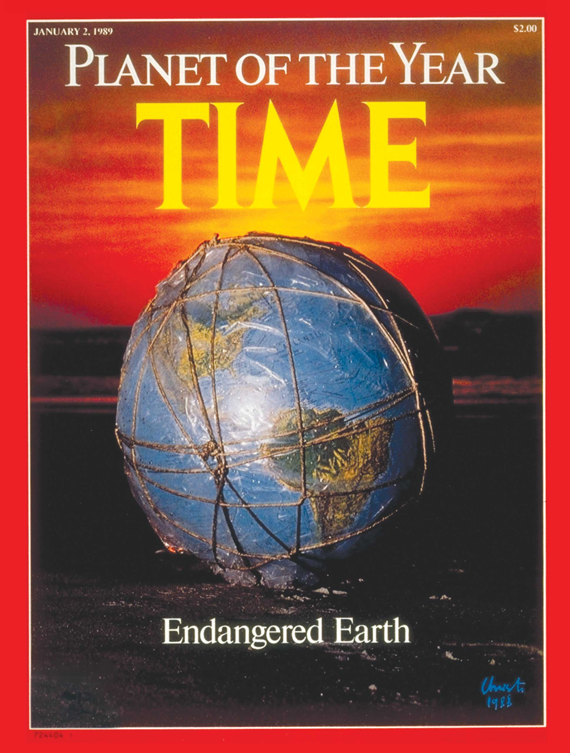1988: Endangered Earth