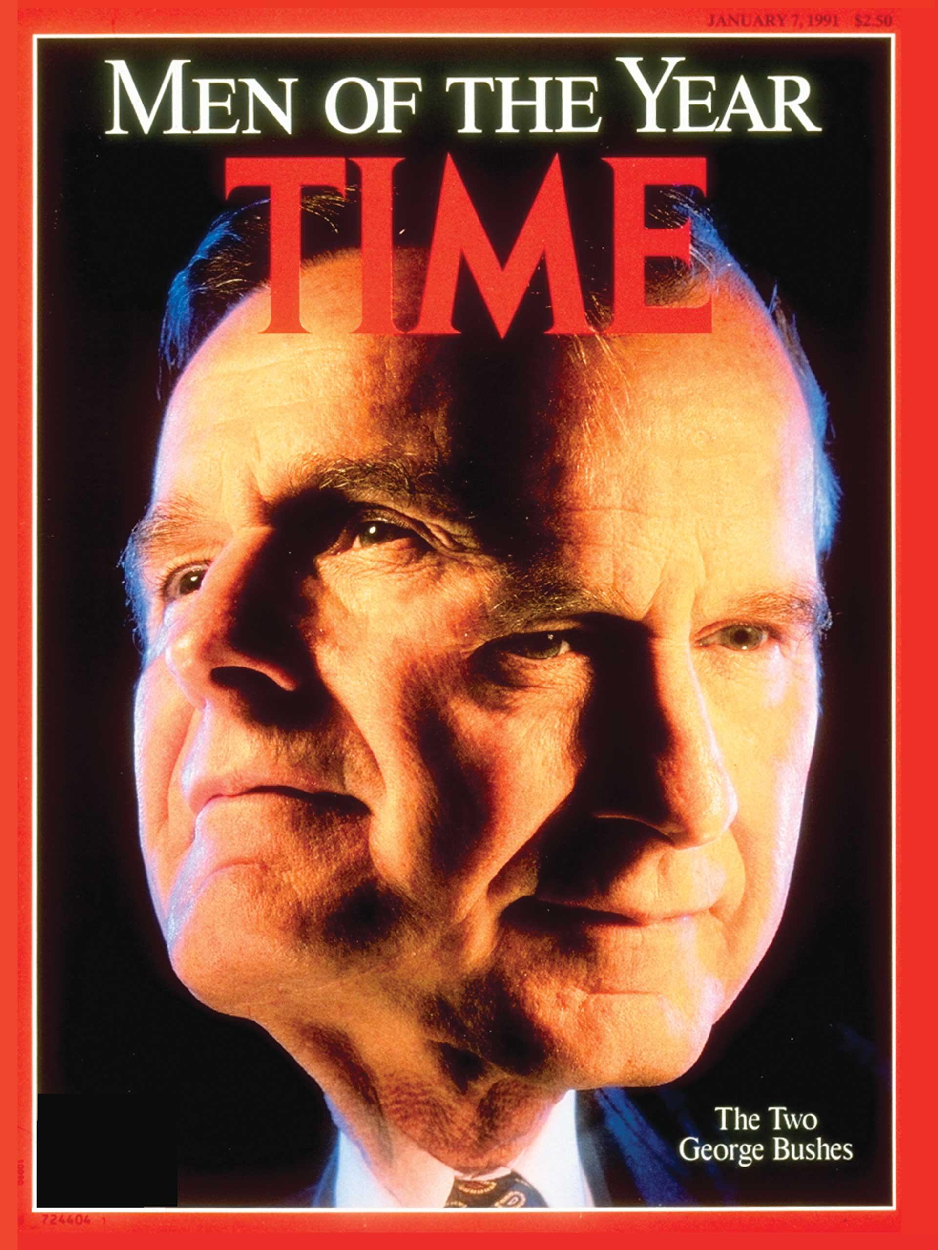 1990: President George H.W. Bush