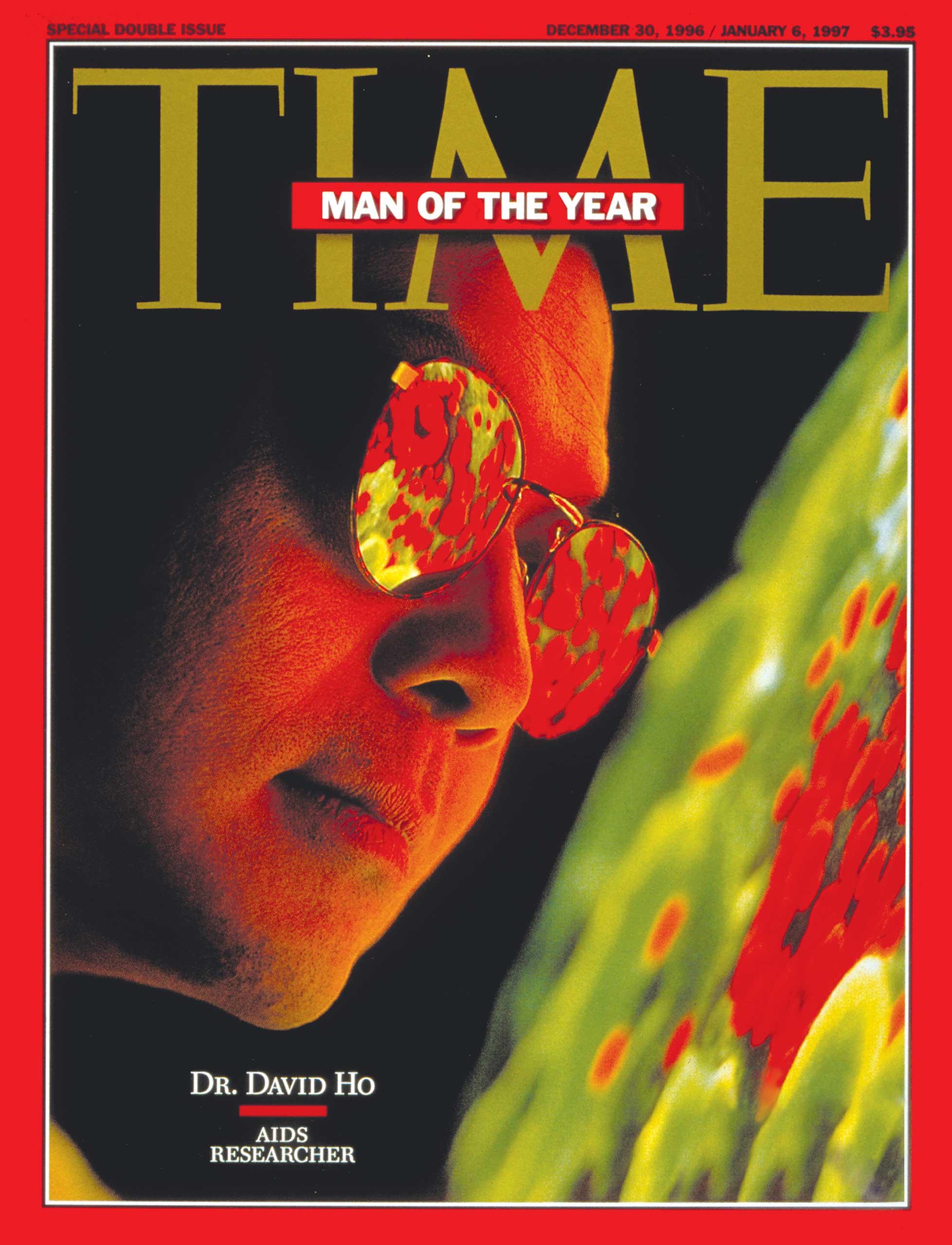 1996: Dr. David Ho