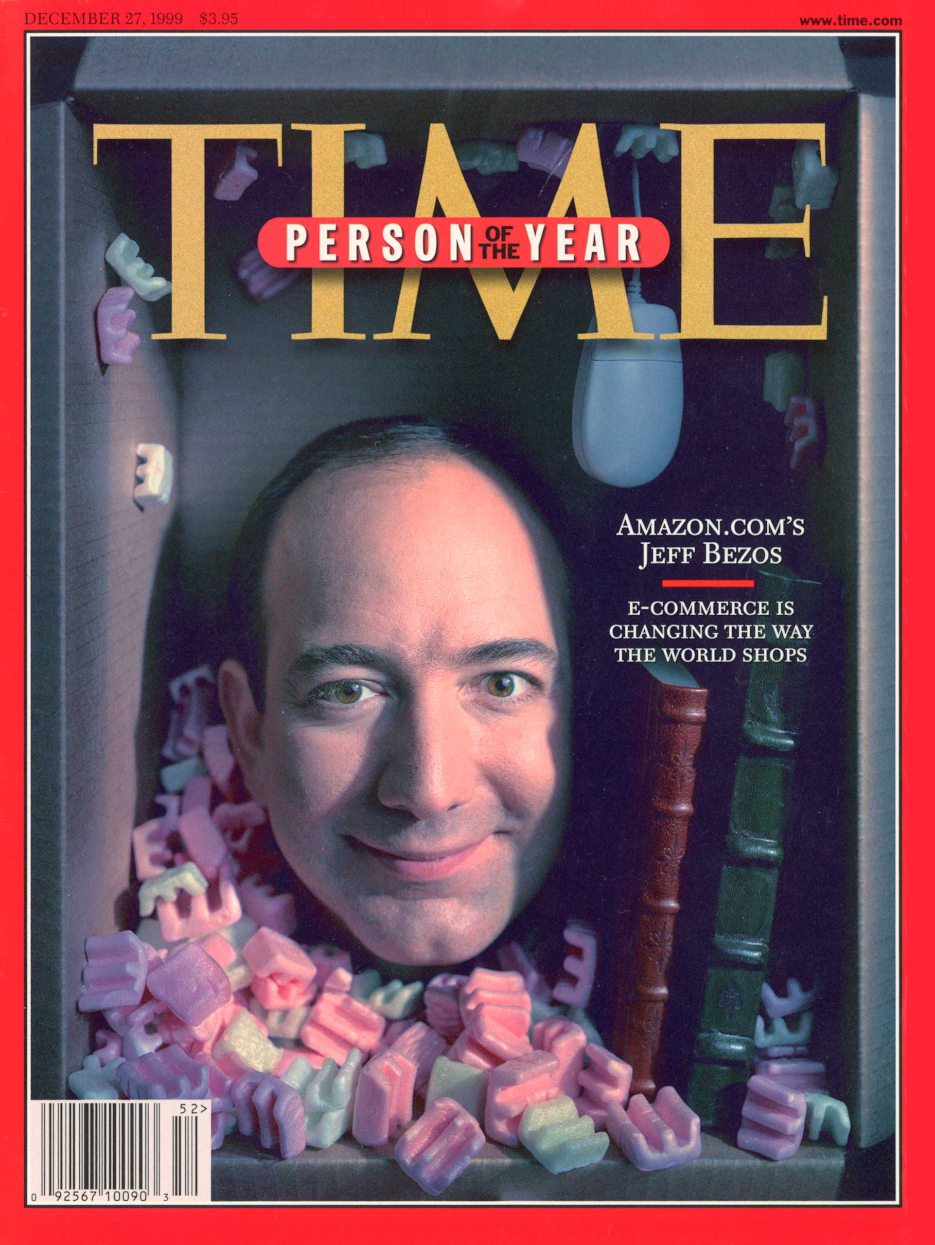 1999: Jeff Bezos