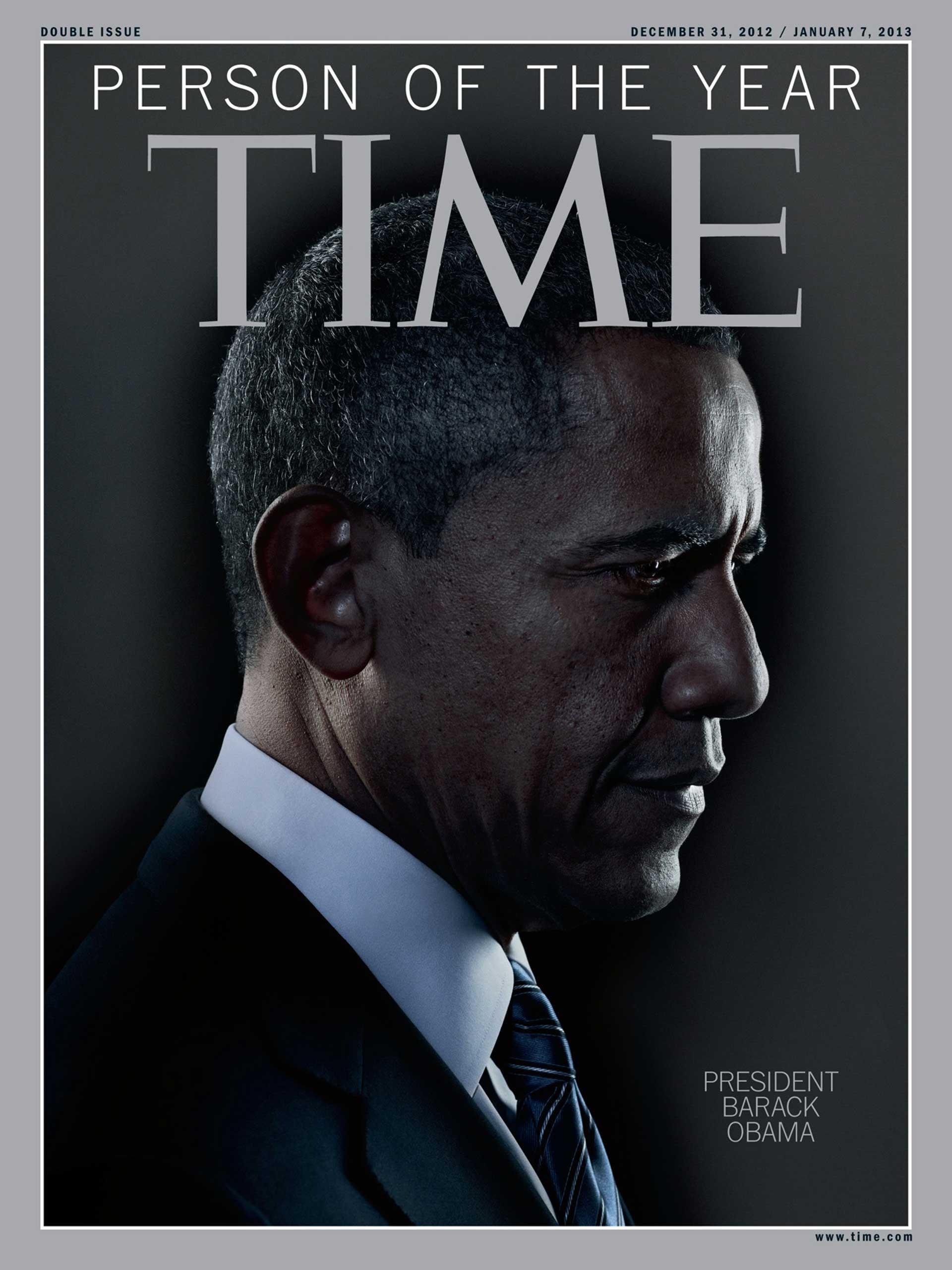 2012: President Barack Obama
