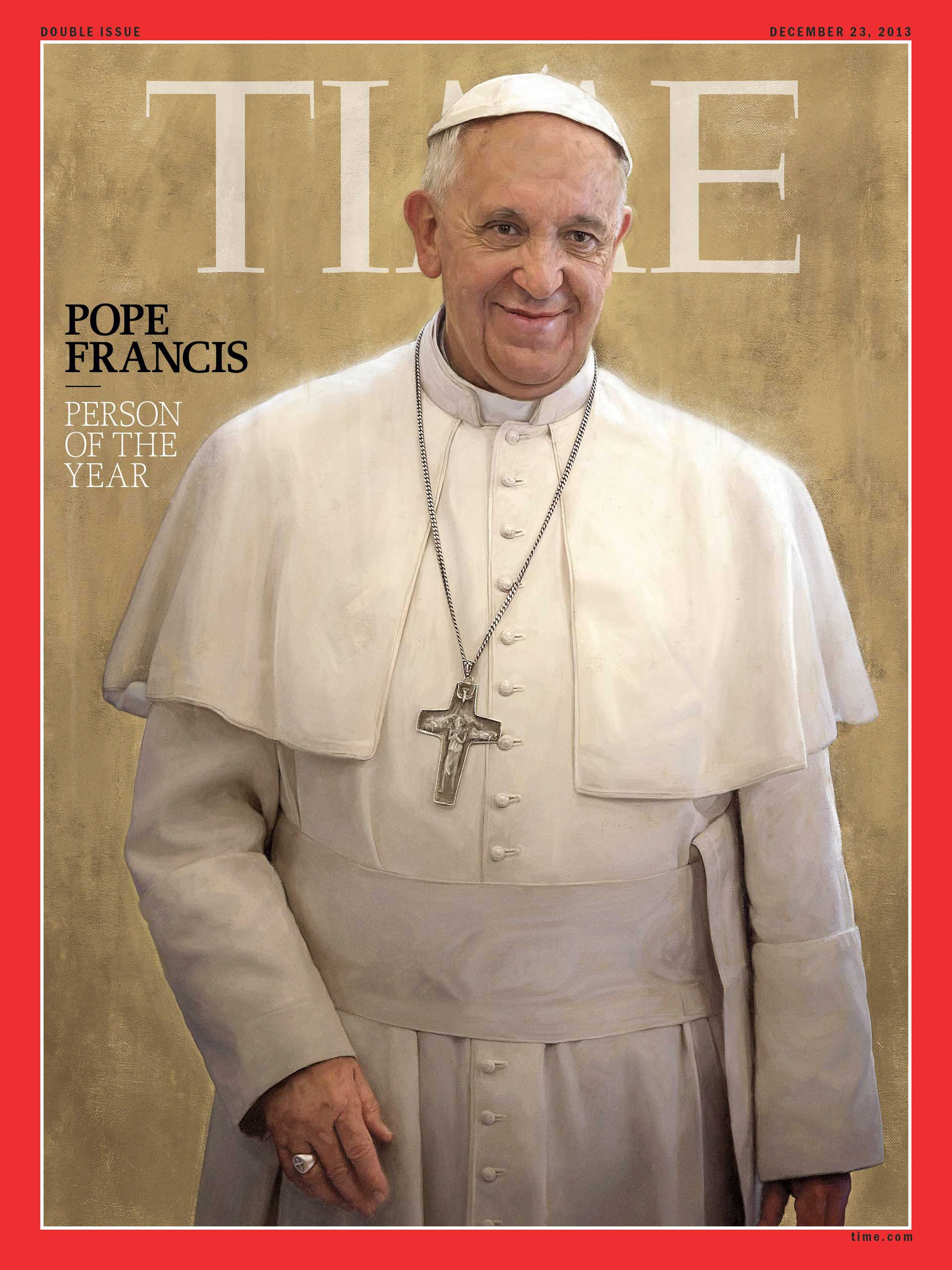 2013: Pope Francis