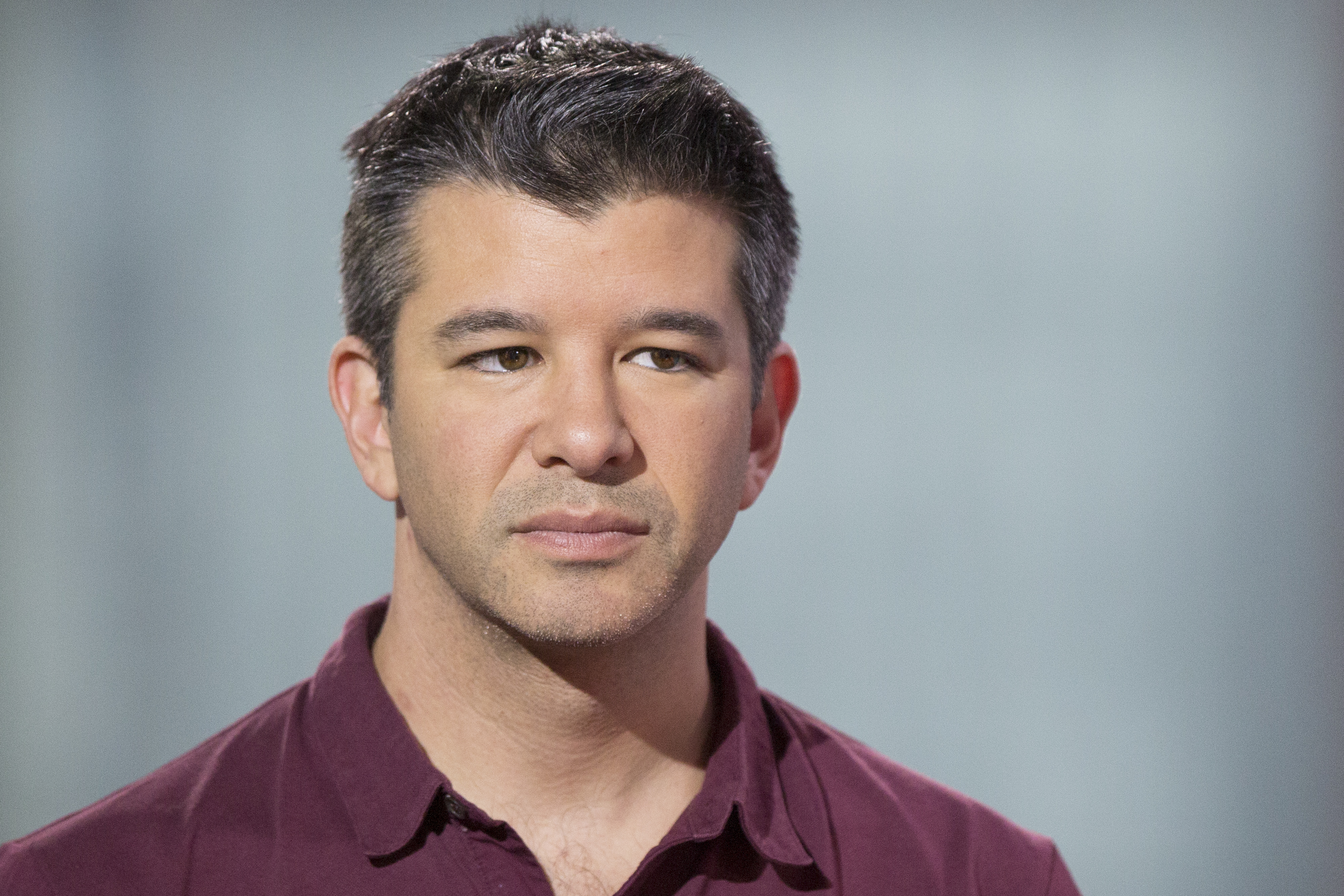 Travis Kalanick, co-founder and chief executive officer of Uber Technologies Inc.,