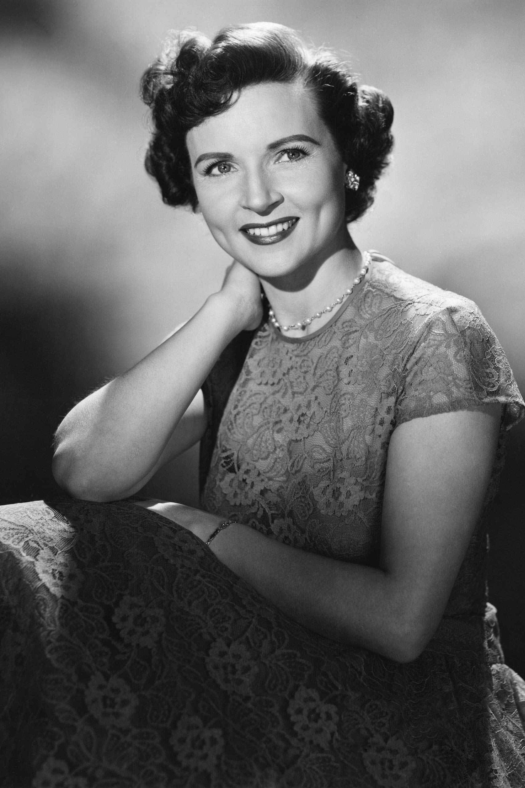 <strong>Betty White</strong>