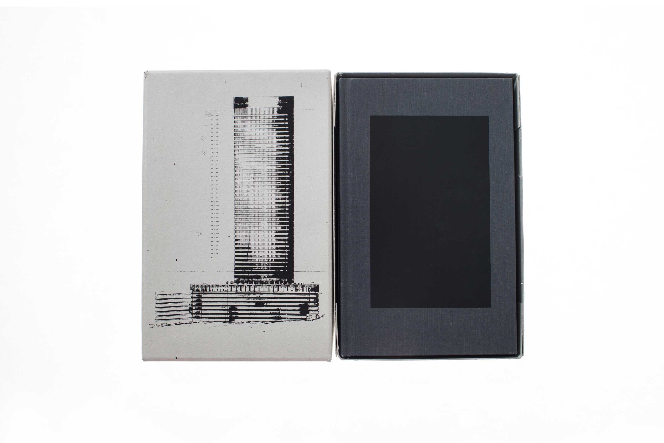 Ponte City by Mikhael Subotsky & Patrick Waterhouse's published by Steidl                                                              A collection of images of Ponte City, an enormous apartment complex in Johannesburg, South Africa. An exhaustive visual, historical and analytical examination of every resident, every doorway, and conceivable angle of the largest residential building in Africa.
