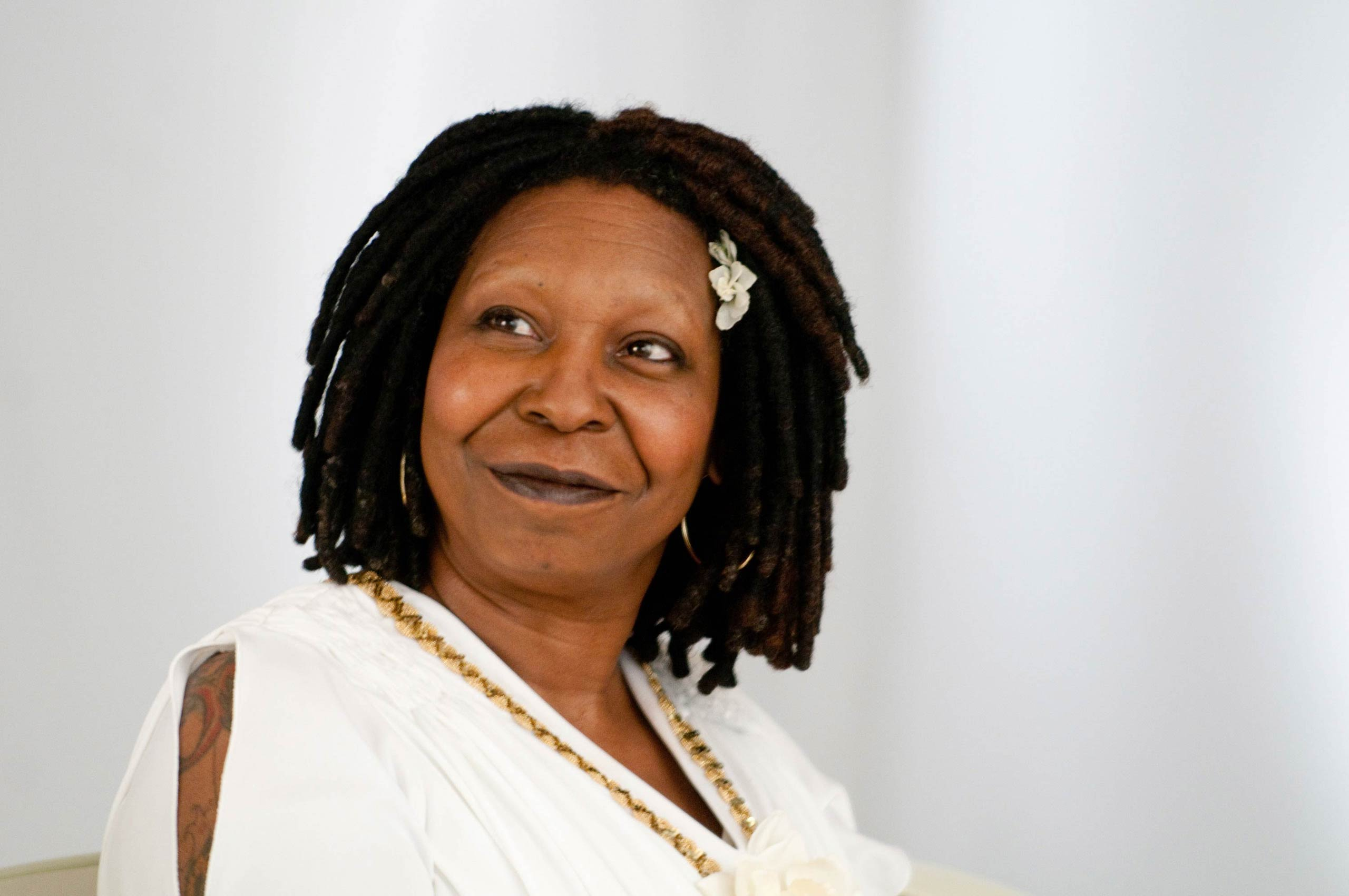 <strong>Whoopi Goldberg, <i>A little Bit of Heaven</i></strong>                                   The Oscar winner was part of the deeply strange Kate Hudson rom-com, in which she appears as God before a terminally-ill Hudson and grants her three wishes. This wasn't new for Goldberg, though: she'd previously played a spin on God in 2002's <i>A Very Merry Muppet Christmas Movie</i>.