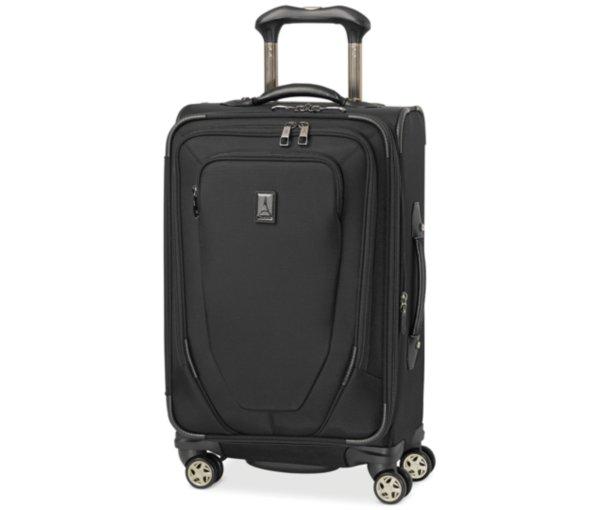 <b>Travelpro</b> Durable and lightweight rolla-board. $229; www.macys.com.