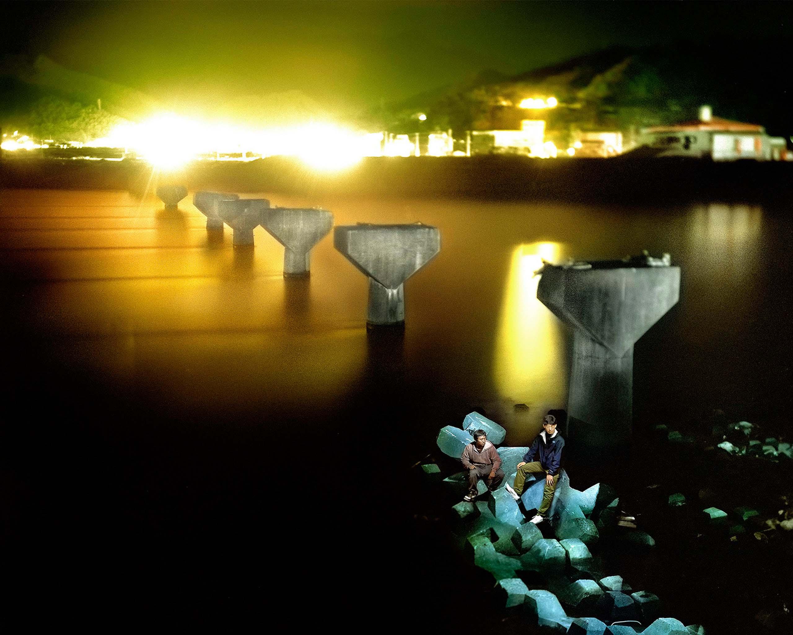 Railway Bridge from the series Otsuchi Future Memories
