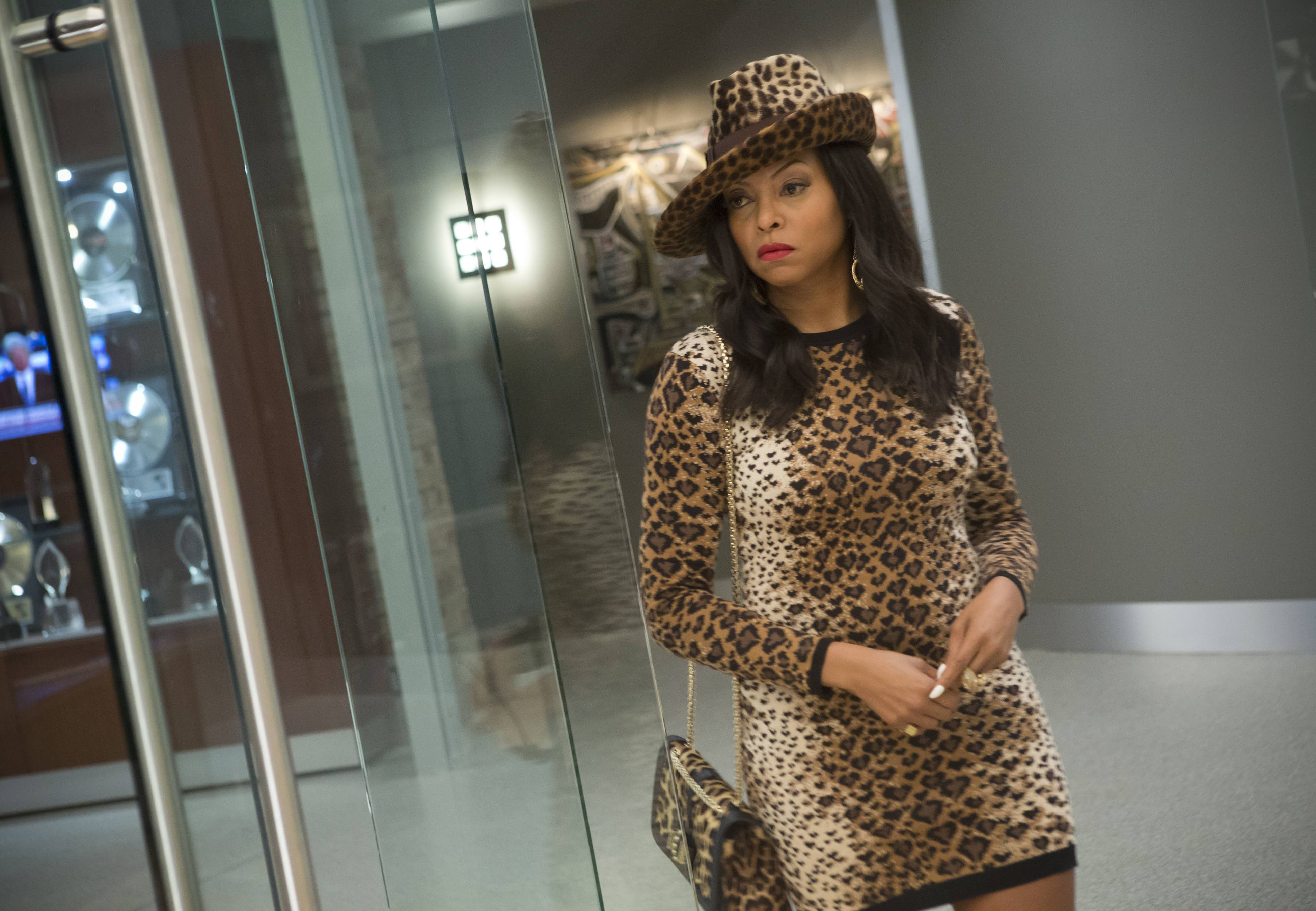 Taraji P. Henson plays Cookie on Empire.