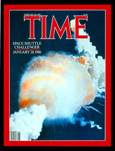 The Feb. 10, 1986, cover of TIME