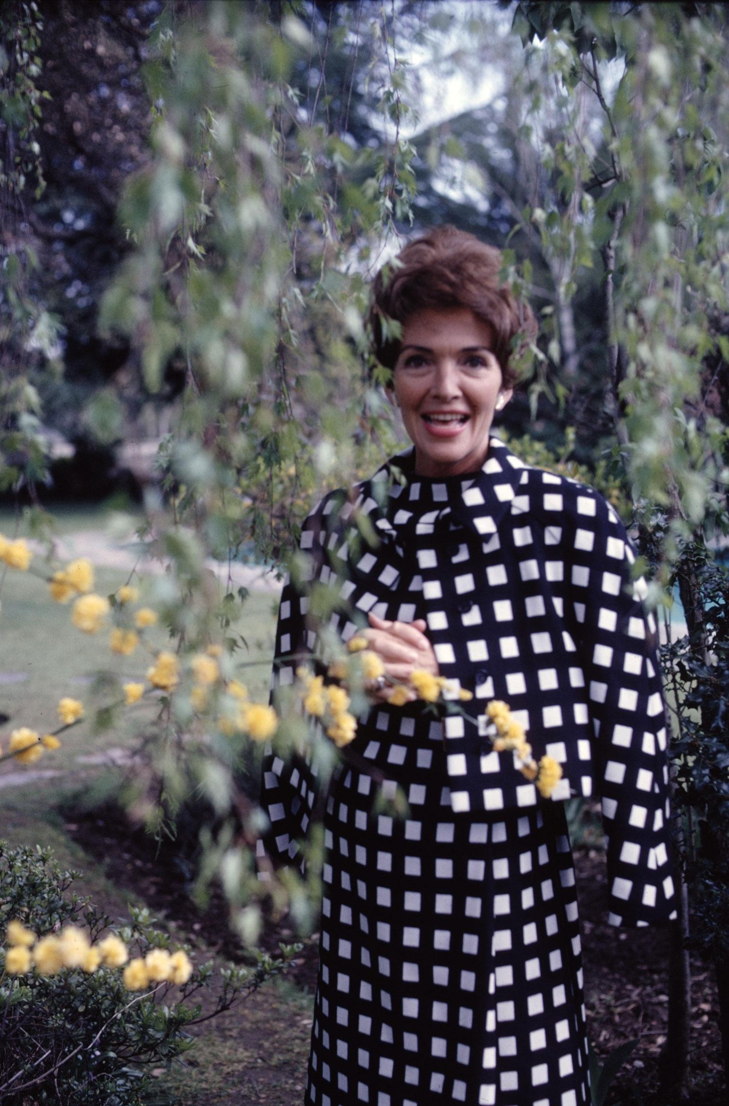 Nancy Reagan, 1967.