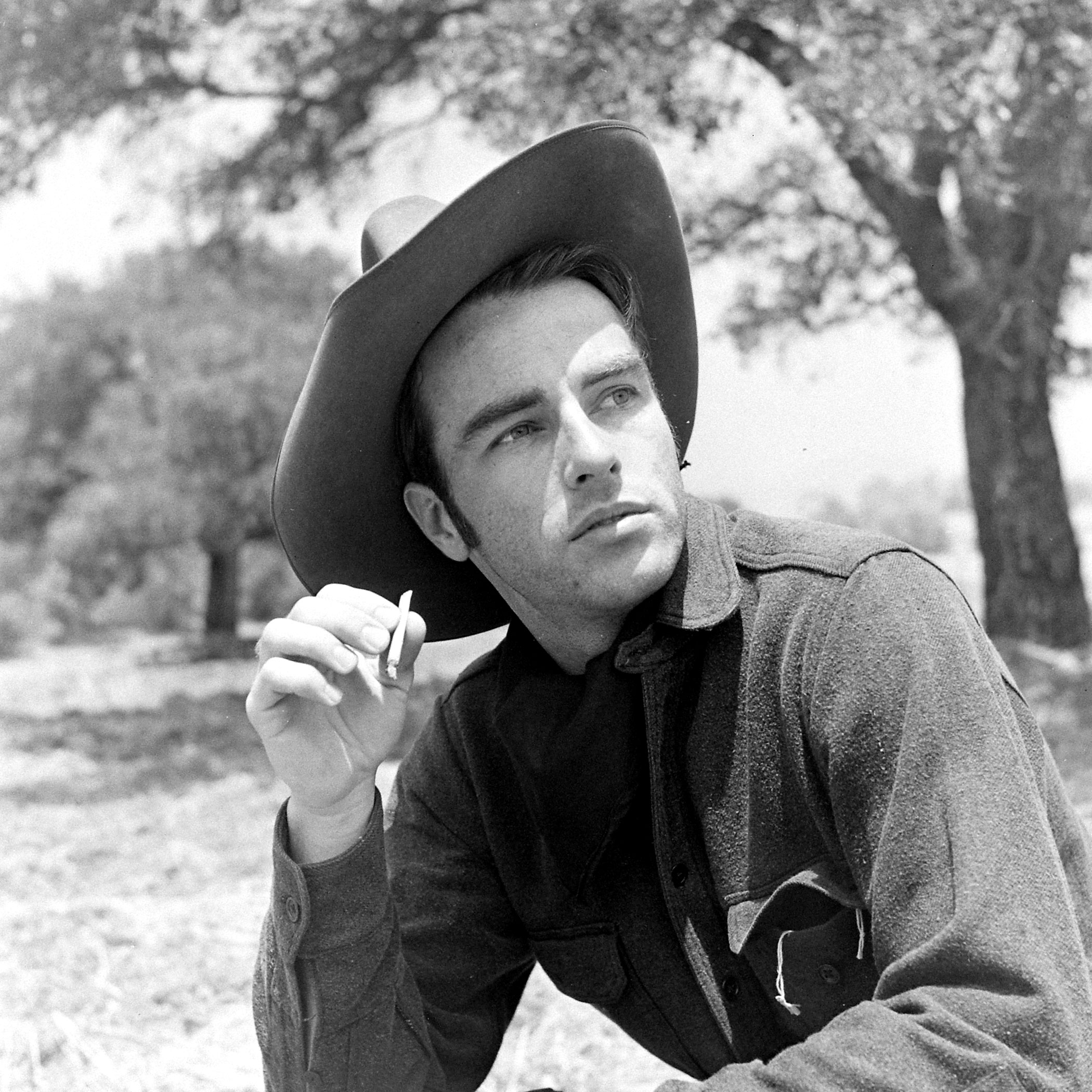 Montgomery Clift, who was nominated four times. Pictired in <i>Red River</i>, 1948.