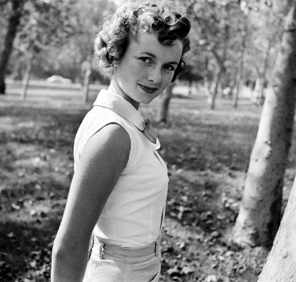 Debbie Reynolds, 1950