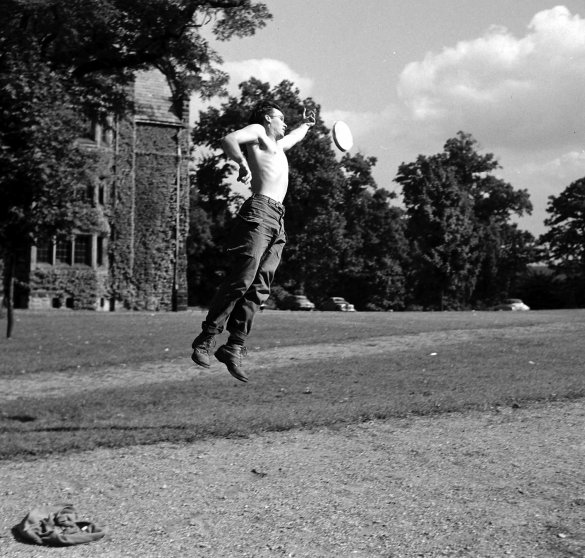 Kenyon College Frisbee 1950
