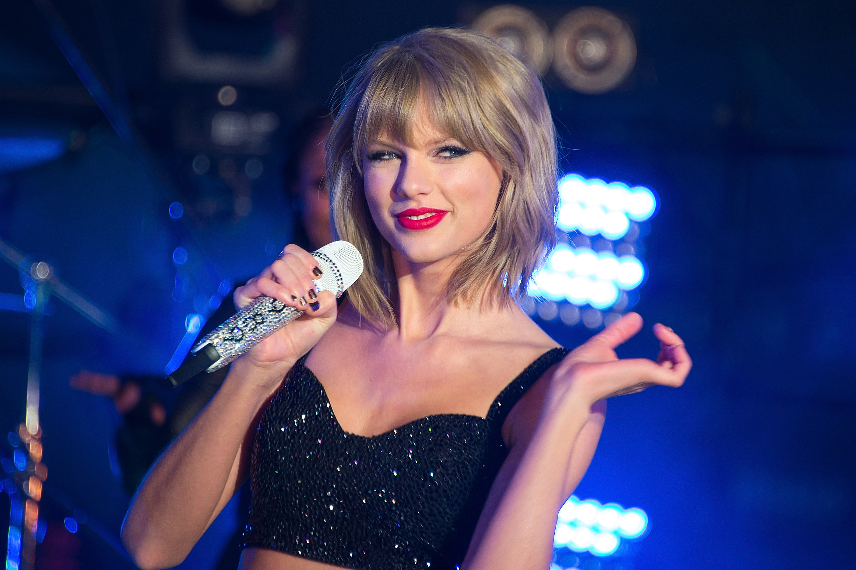 Taylor Swift has also trademarked our hearts.
