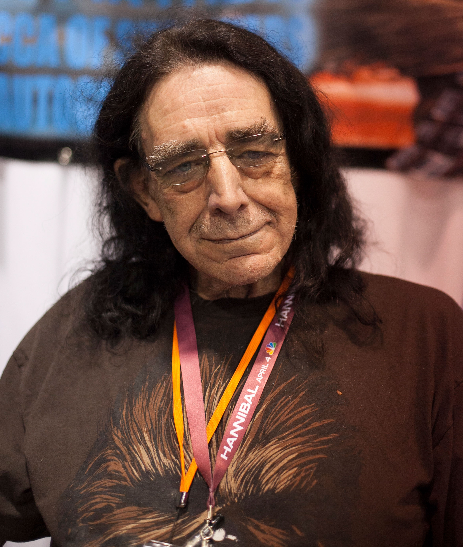 Peter Mayhew attends WonderCon Anaheim on March 30, 2013, in Anaheim, Calif.