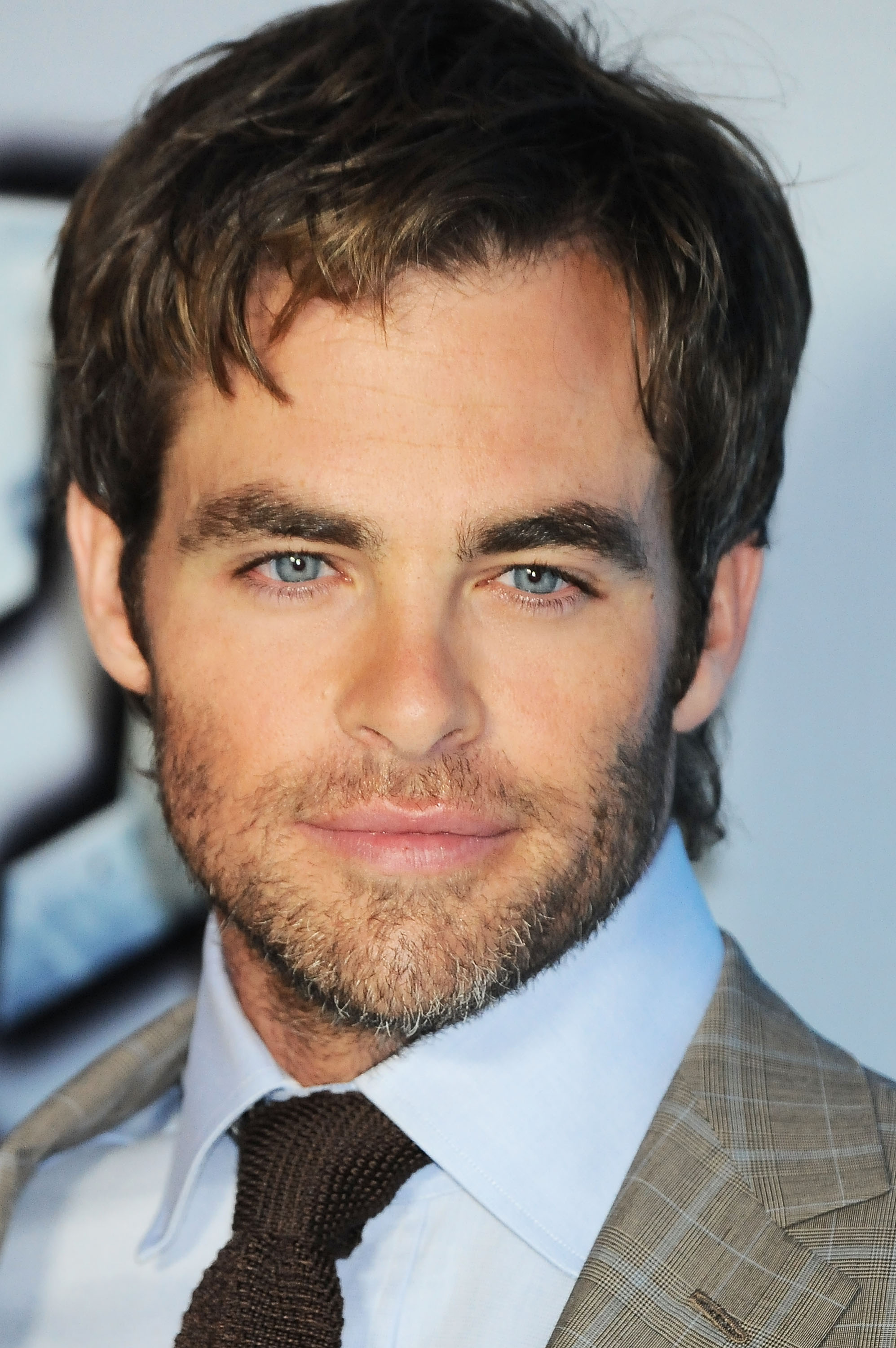 Chris Pine attends the  Star Trek Into Darkness  stage greeting at Toho Cinemas Roppongi on August 13, 2013 in Tokyo, Japan.
