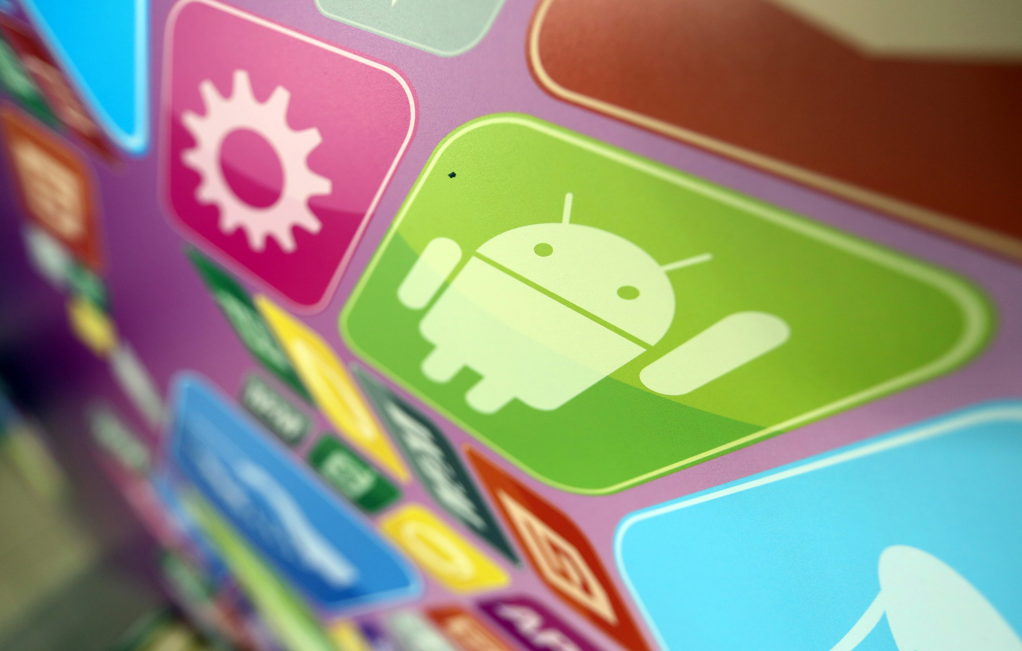 Google's Android platform is vulnerable to the attack.