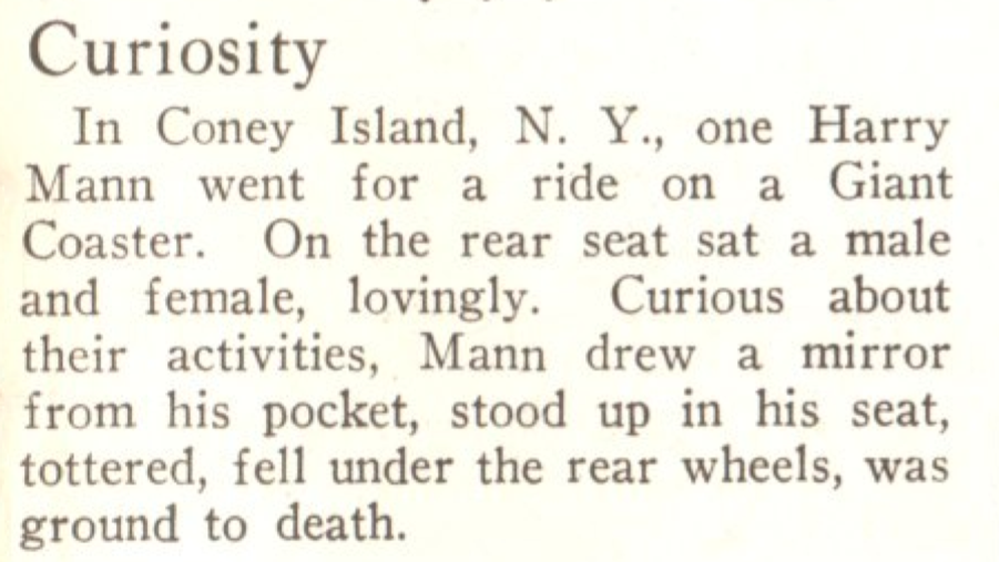 Also from the May 25, 1925, issue of TIME