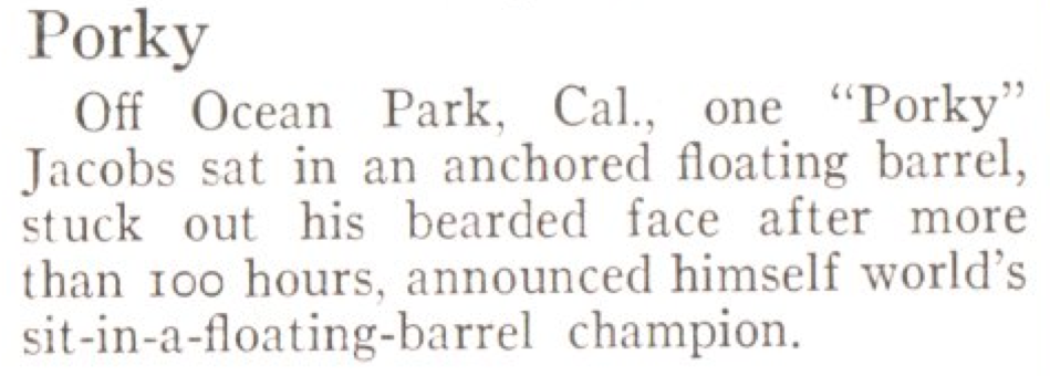 From the Aug. 26, 1929, issue of TIME. Presented without comment.