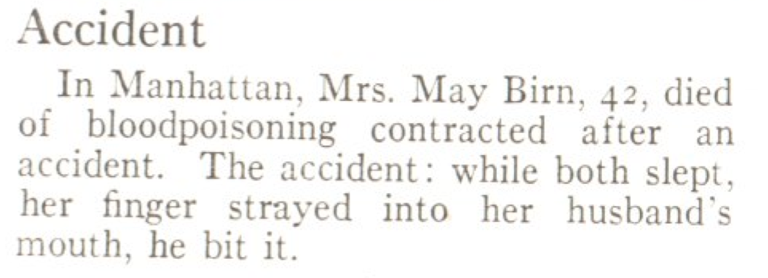 From the Nov. 3, 1930, issue of TIME