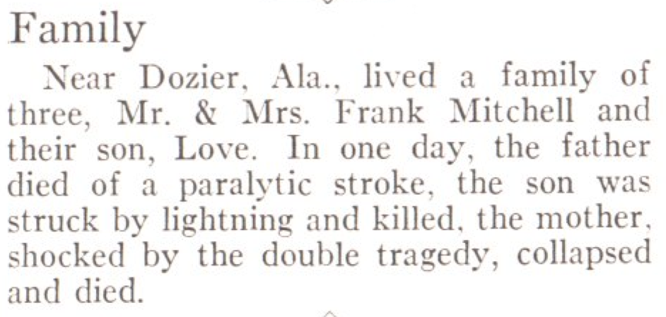 From the Aug. 10, 1931, issue of TIME