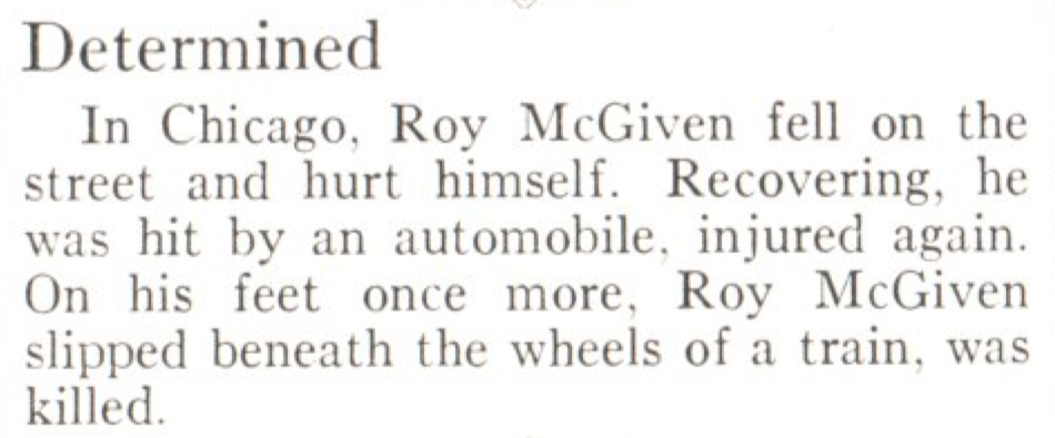 From the Dec. 7, 1931, issue of TIME