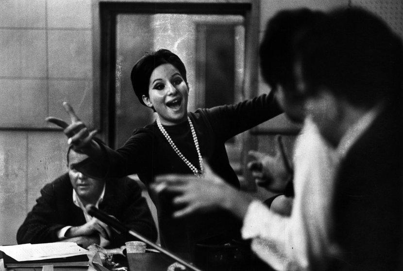 Barbara Streisand, 1966