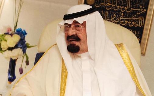 Saudi King Abdullah bin Abdelaziz in Cairo, Egypt, last June.