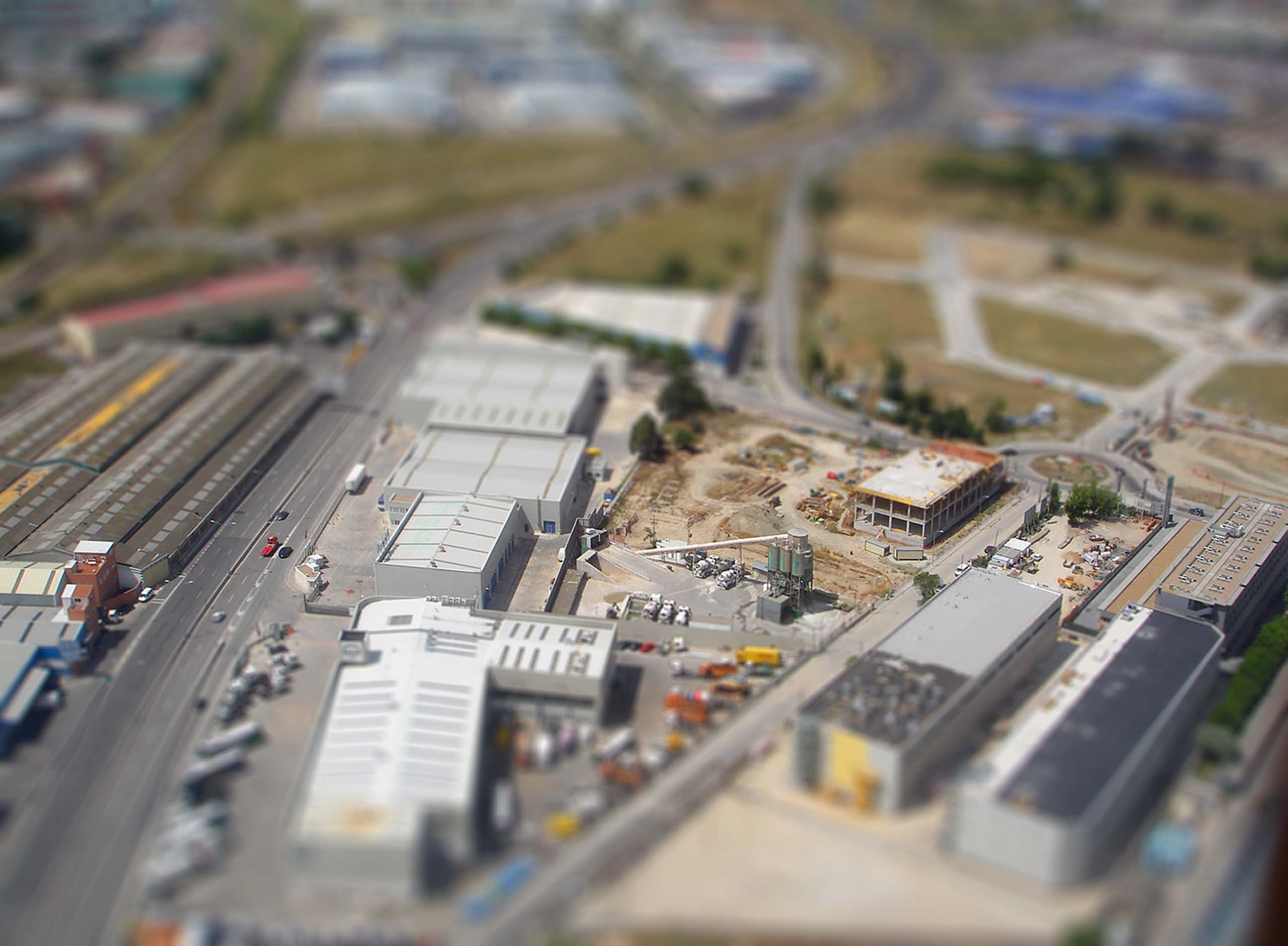 Fabrica from the series Aerial