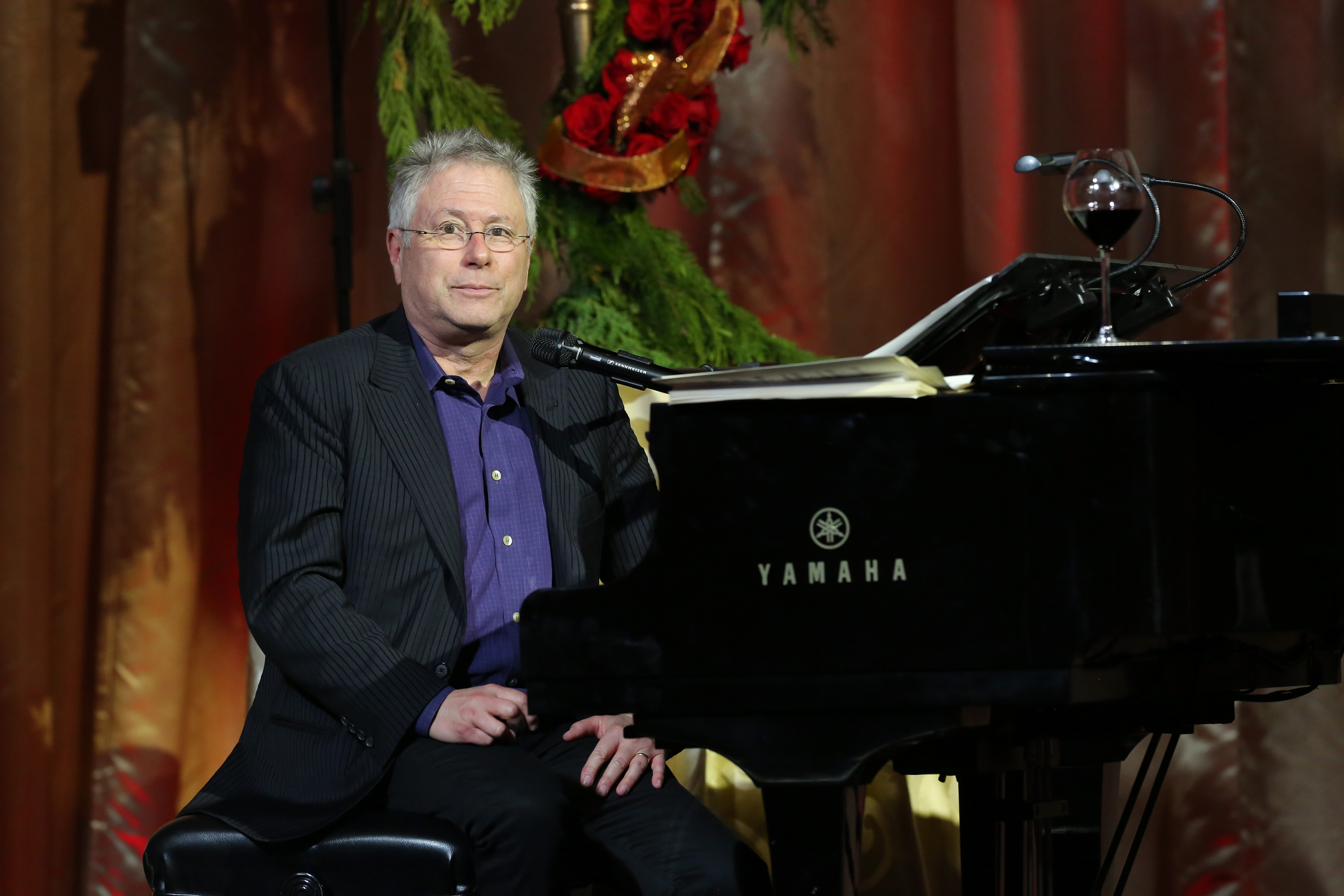 Composer Alan Menken attends a PBS SoCal Holiday Celebration  on December 10, 2014 in California.