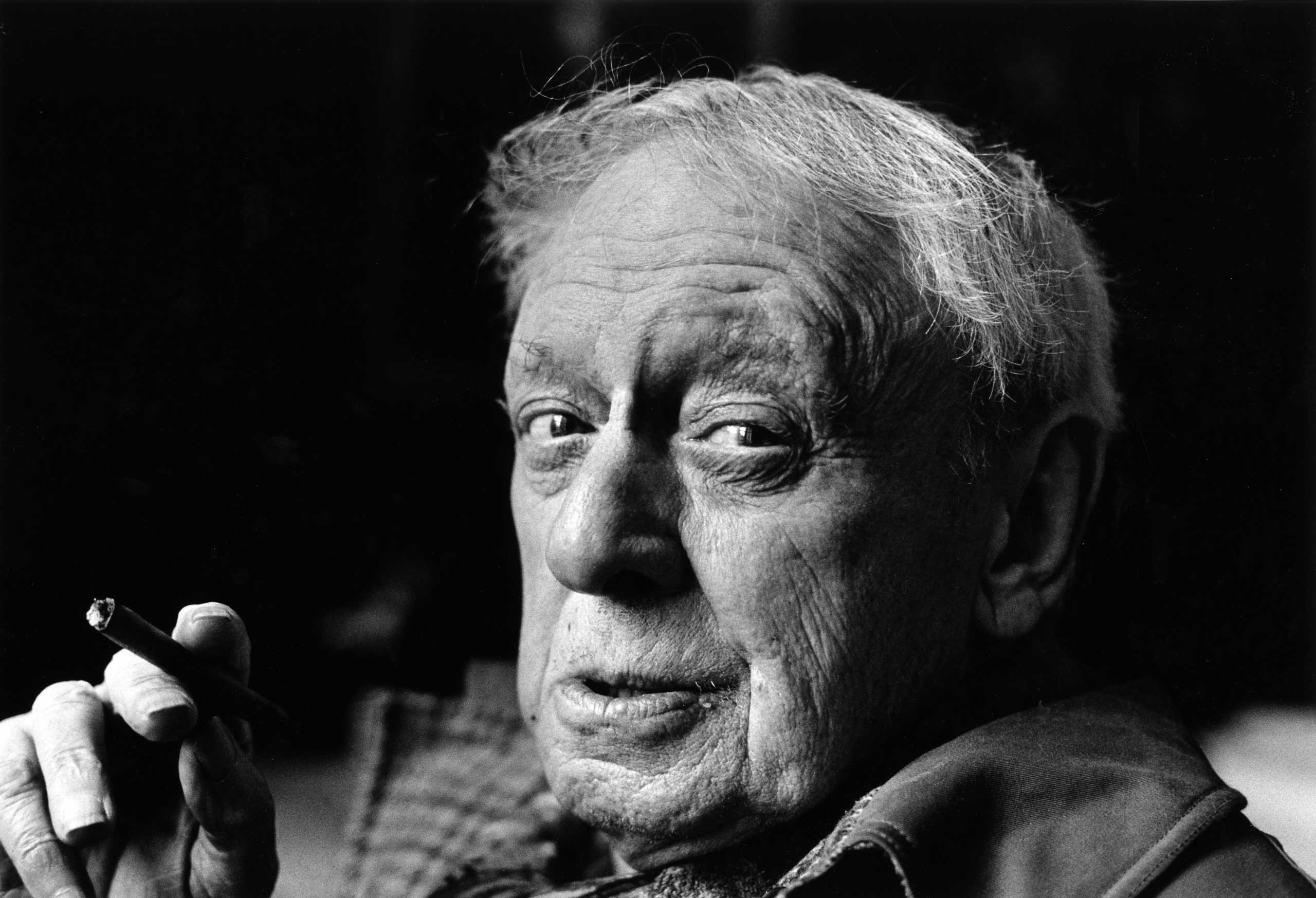 The Guardian: Jane Bown obituaryPortrait of English writer and composer Anthony Burgess, in 1992.