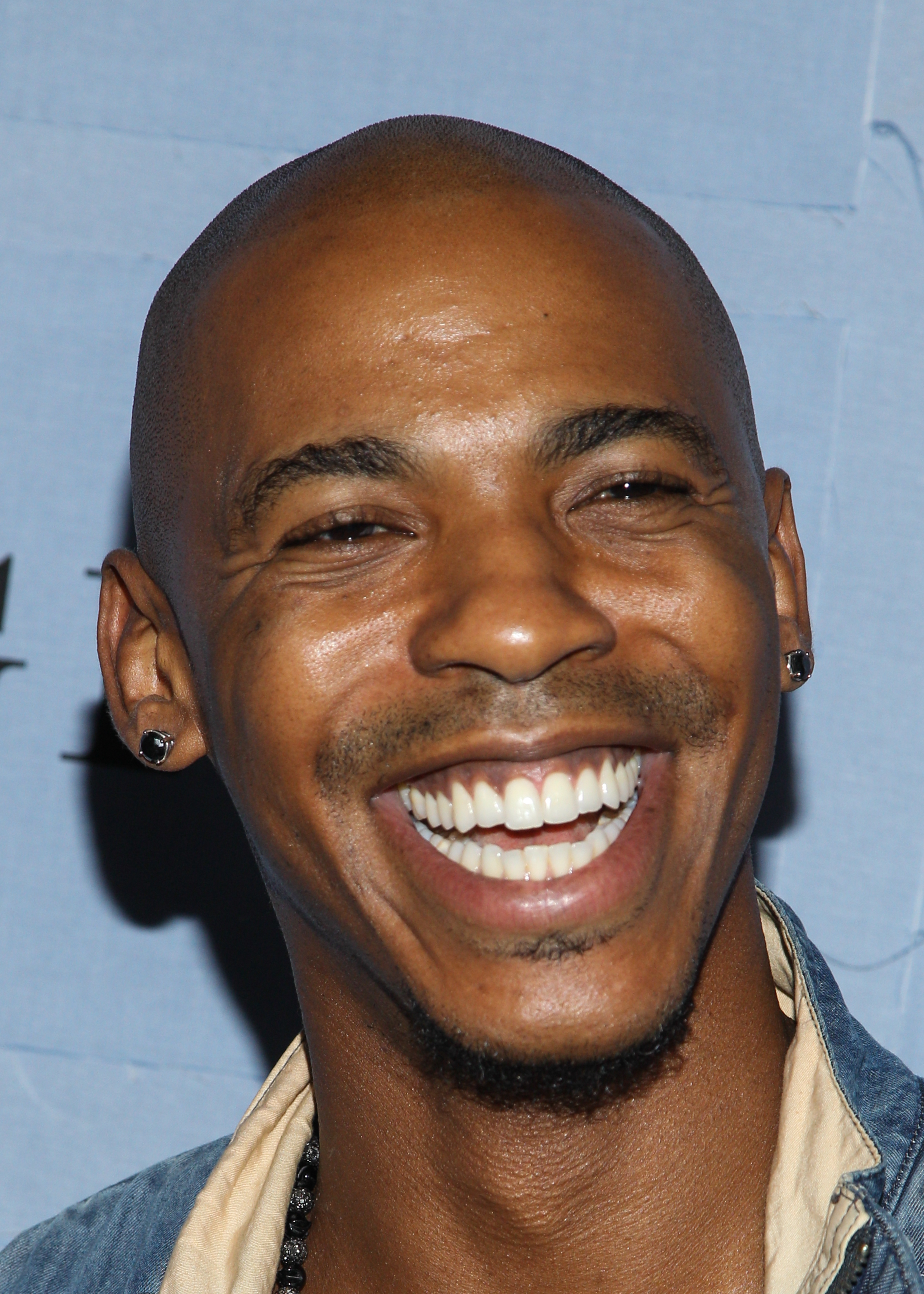 Actor Mehcad Brooks arrives at the 2013 People StyleWatch Denim Party at the Palihouse on Thursday, Sept. 19, 2013 in Los Angeles.