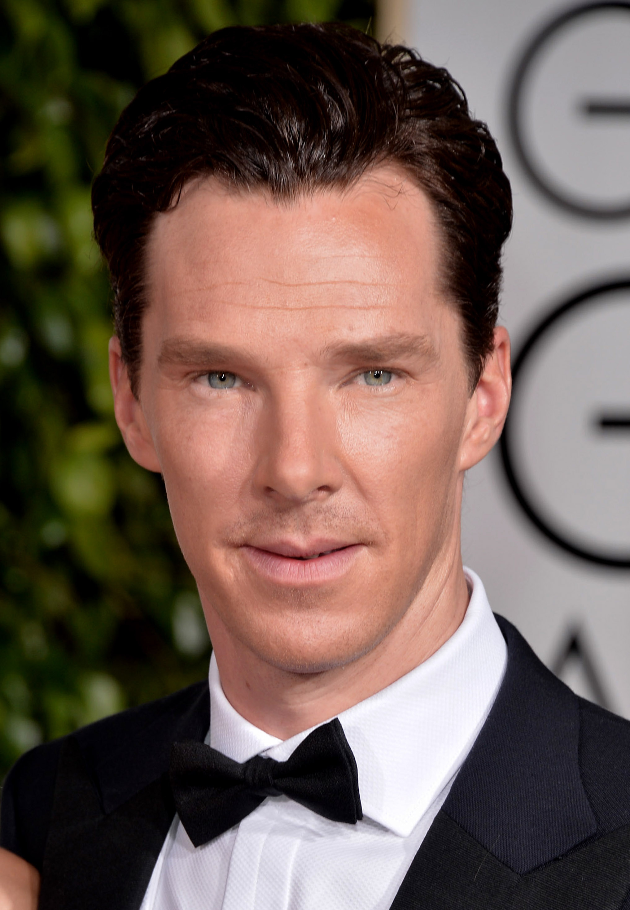 Actor Benedict Cumberbatch attends the 72nd Annual Golden Globe Awards at The Beverly Hilton Hotel on Jan. 11, 2015 in Beverly Hills, Calif.